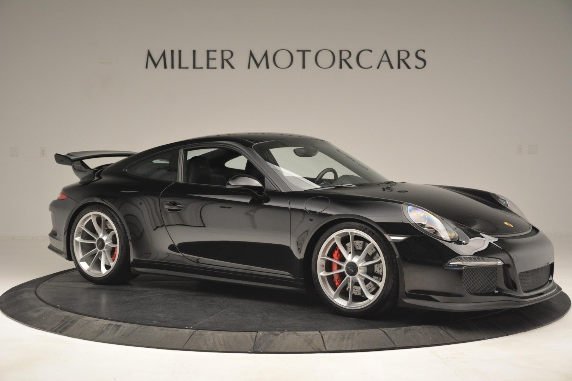 Used 2015 Porsche 911 GT3 For Sale In Westport, CT 3009_p11
