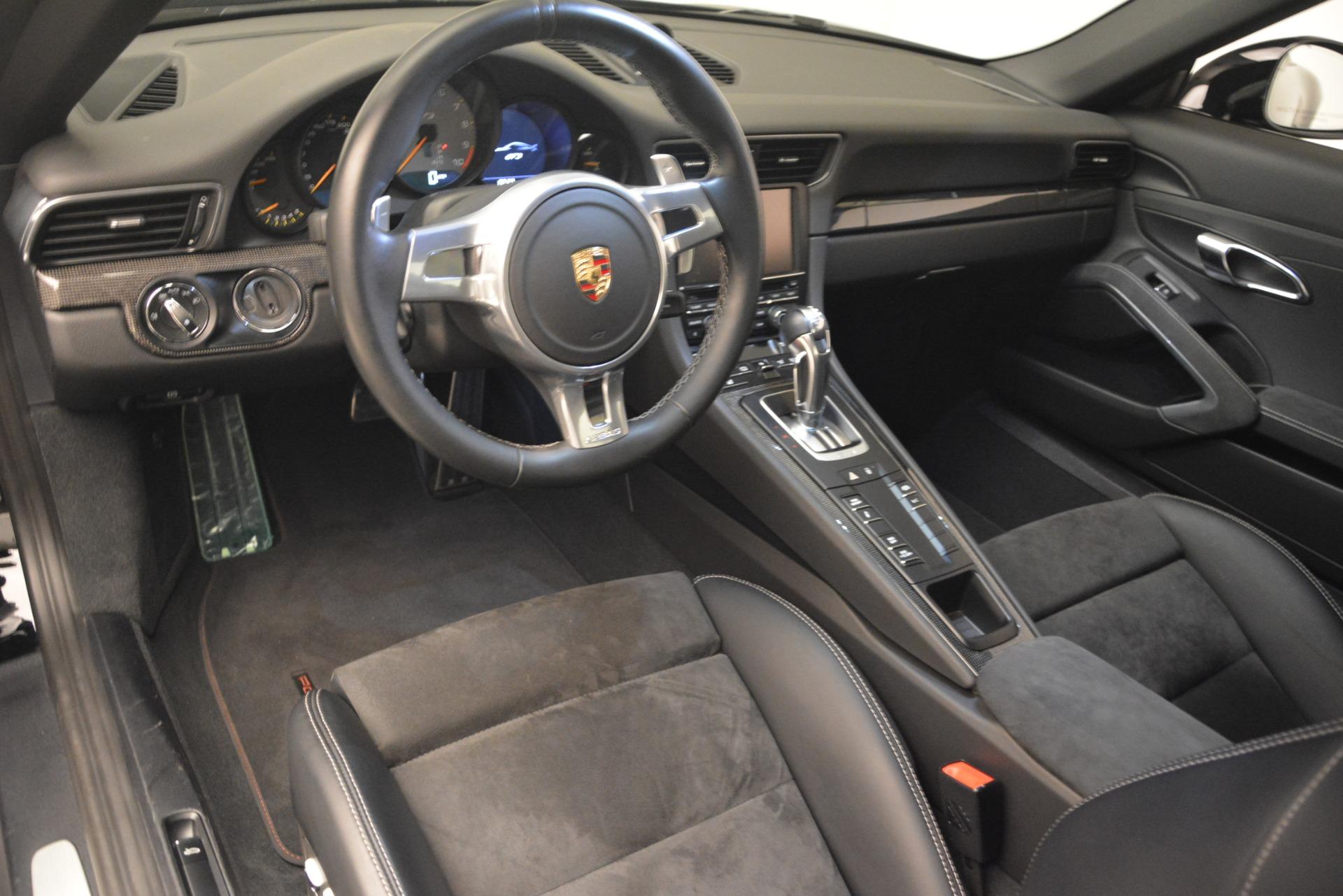 Used 2015 Porsche 911 GT3 For Sale In Westport, CT 3009_p13