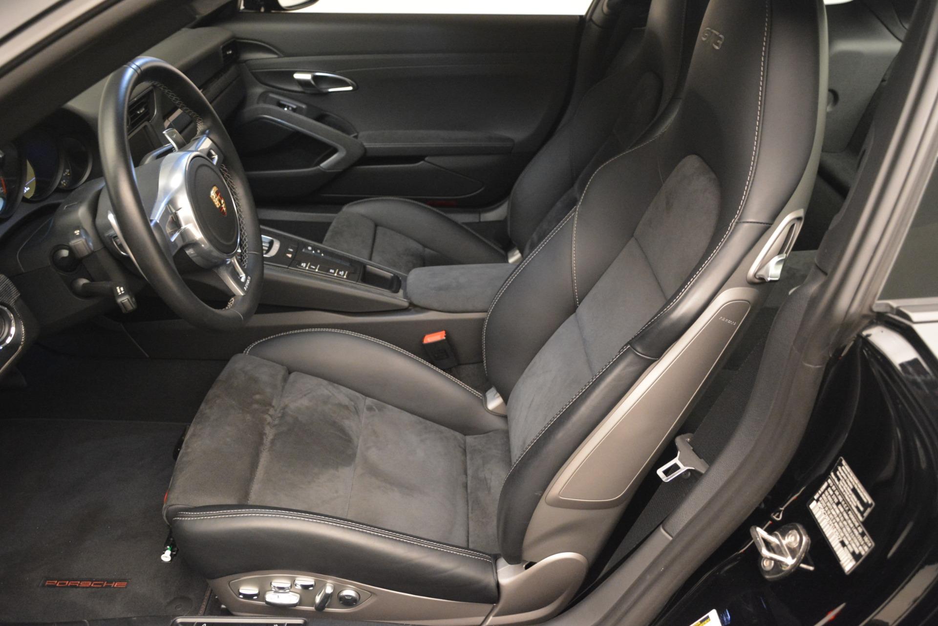 Used 2015 Porsche 911 GT3 For Sale In Westport, CT 3009_p14
