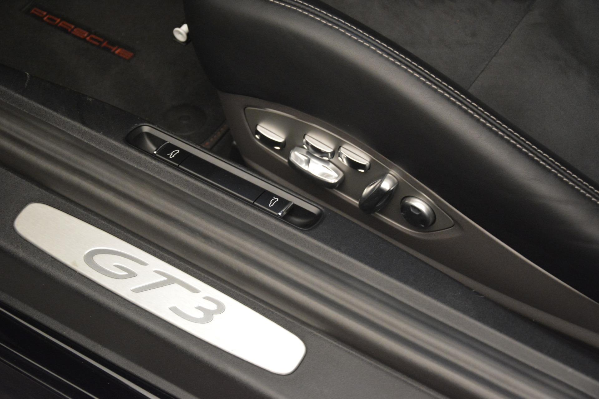 Used 2015 Porsche 911 GT3 For Sale In Westport, CT 3009_p18