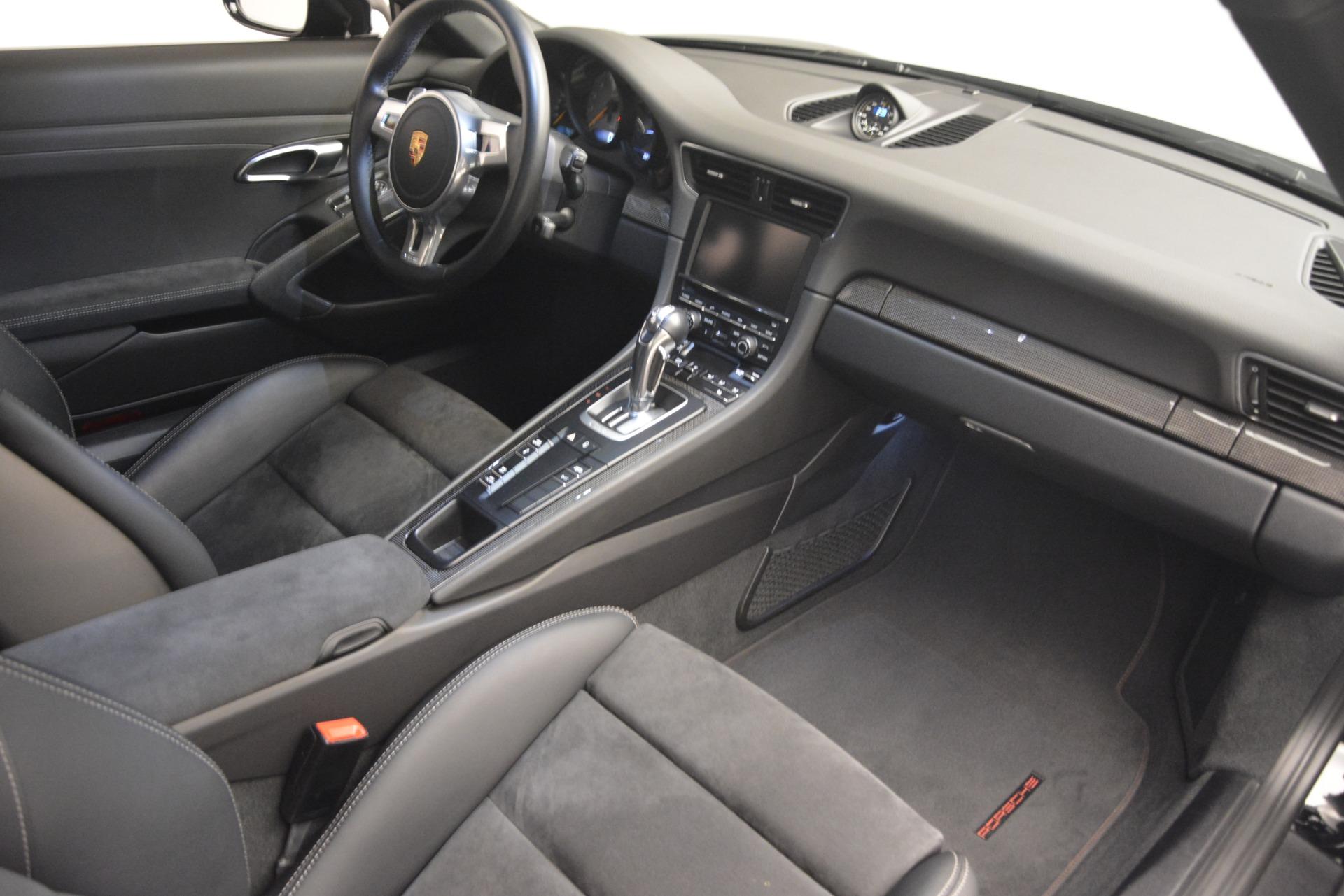 Used 2015 Porsche 911 GT3 For Sale In Westport, CT 3009_p19