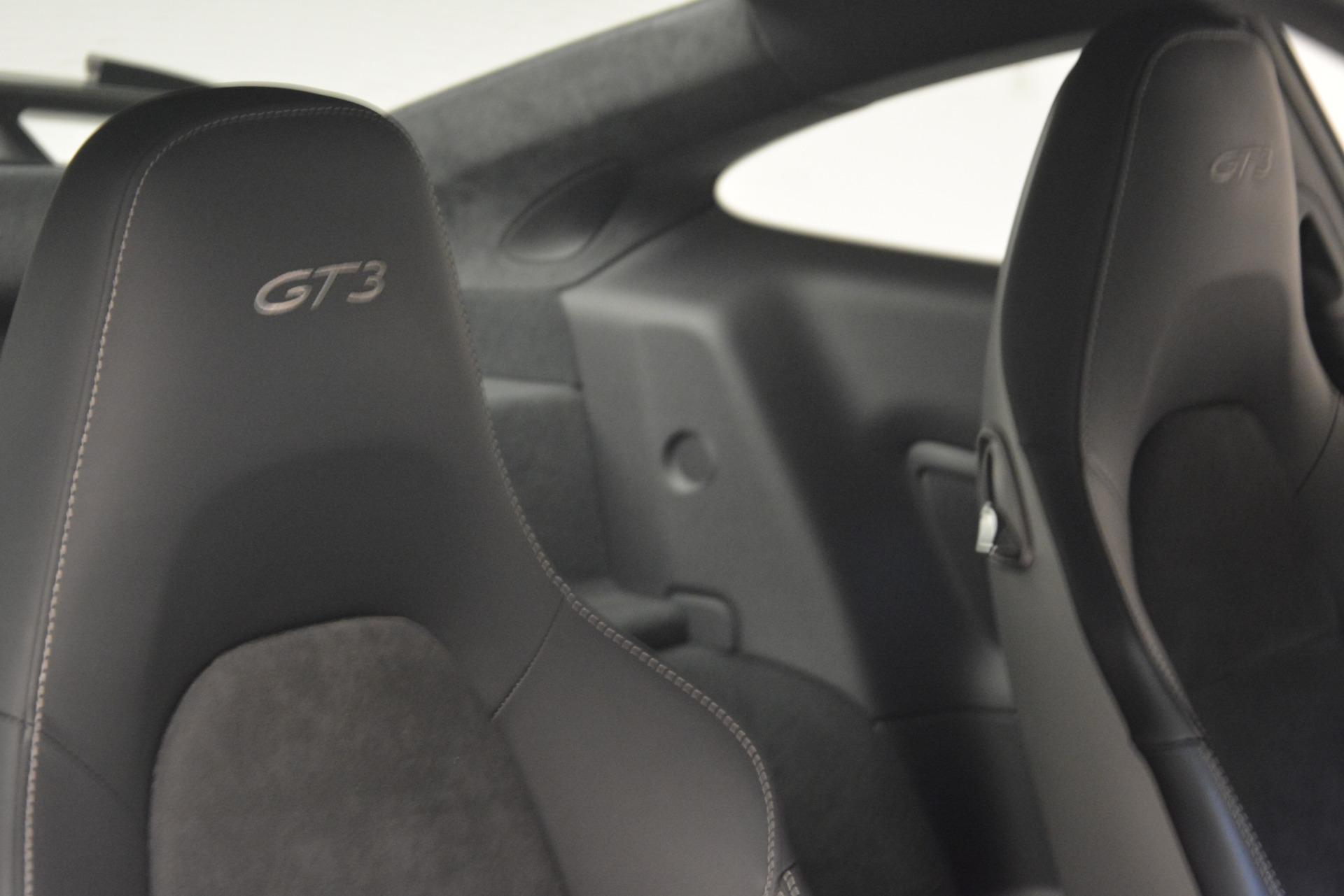 Used 2015 Porsche 911 GT3 For Sale In Westport, CT 3009_p22