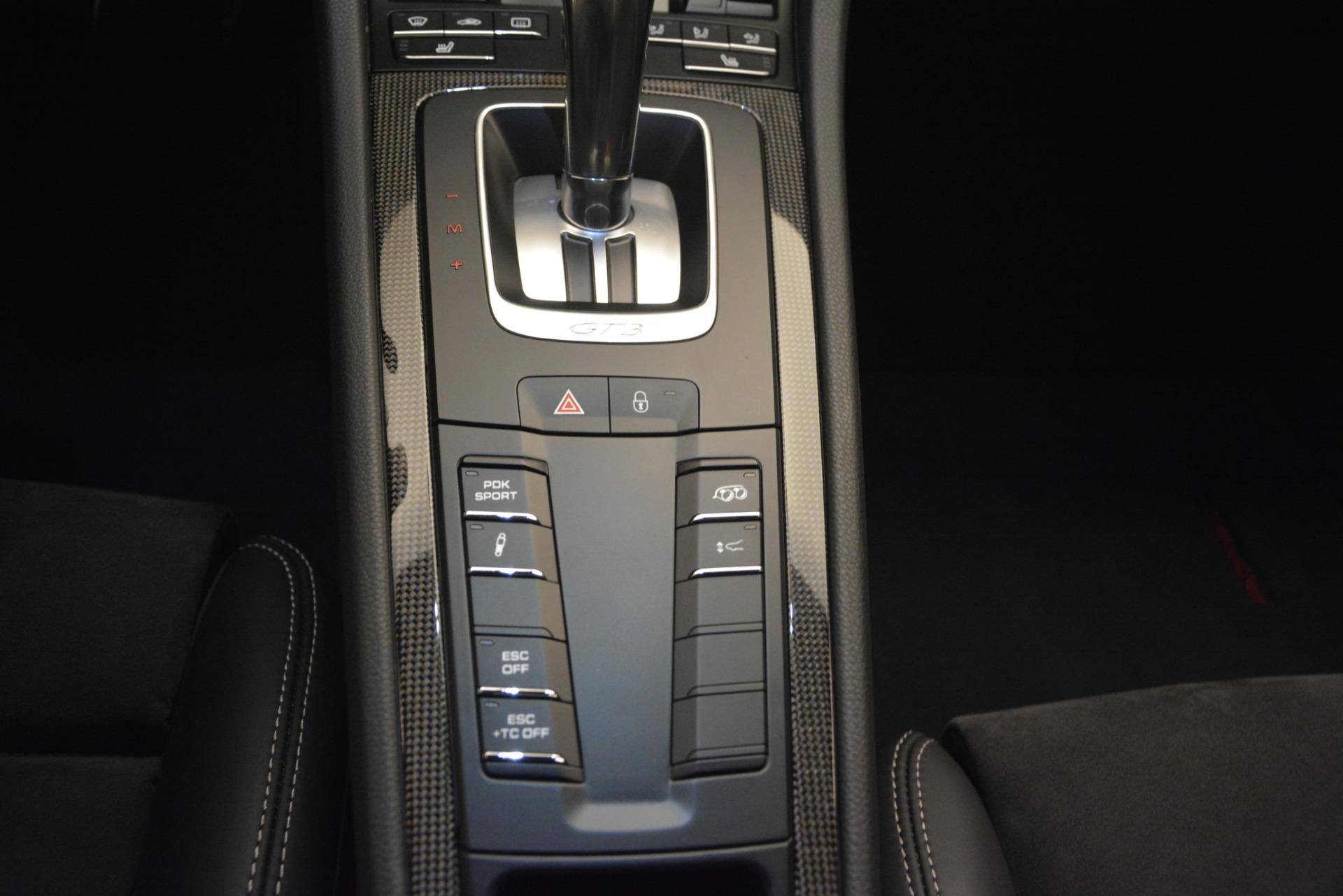 Used 2015 Porsche 911 GT3 For Sale In Westport, CT 3009_p25