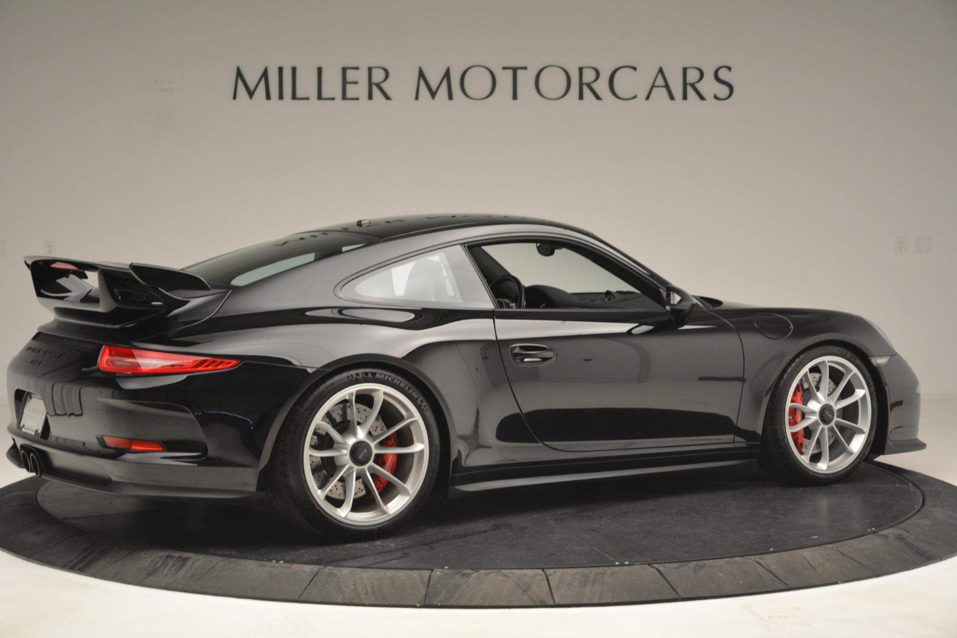 Used 2015 Porsche 911 GT3 For Sale In Westport, CT 3009_p9