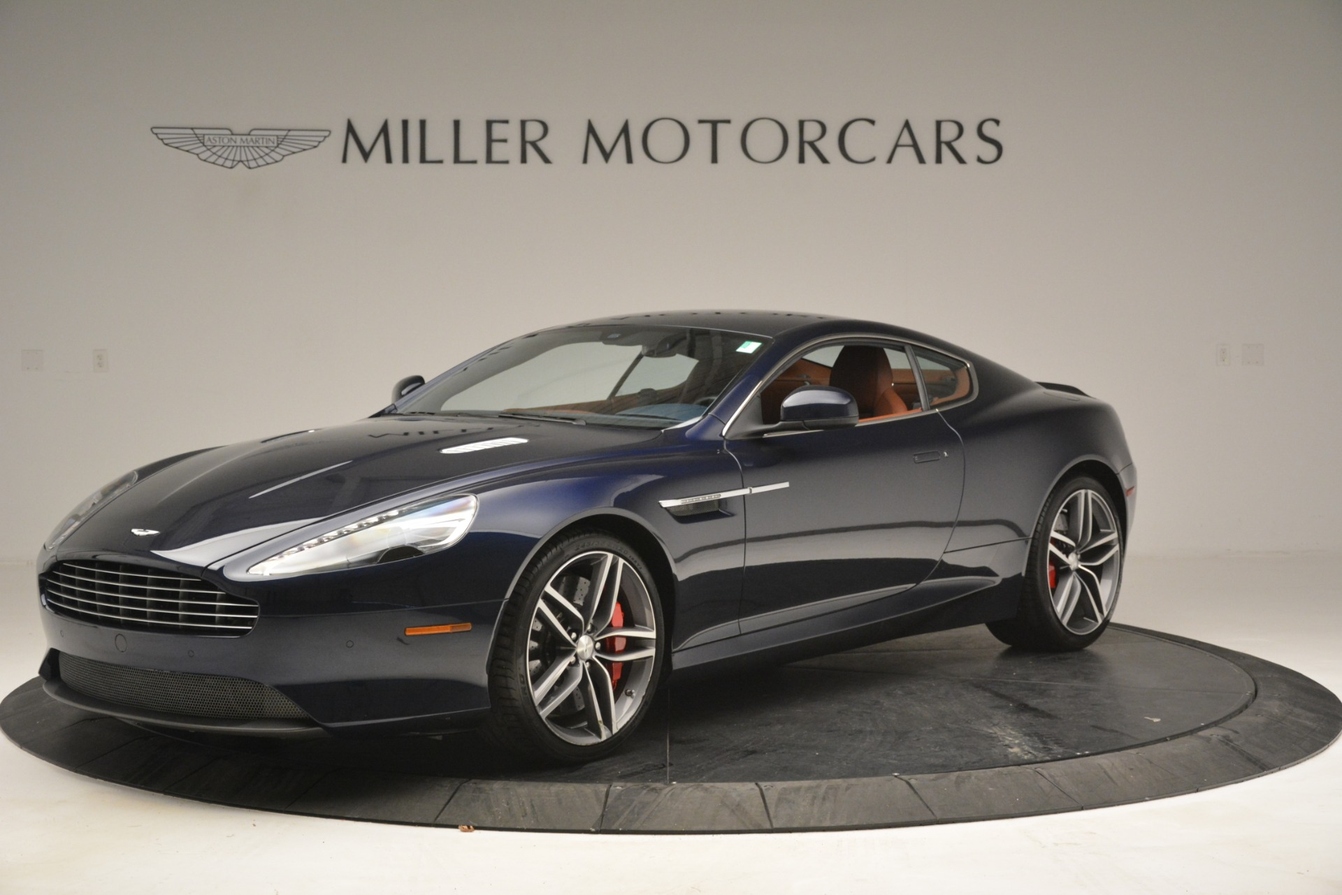 Used 2014 Aston Martin DB9 Coupe For Sale In Westport, CT 3010_main