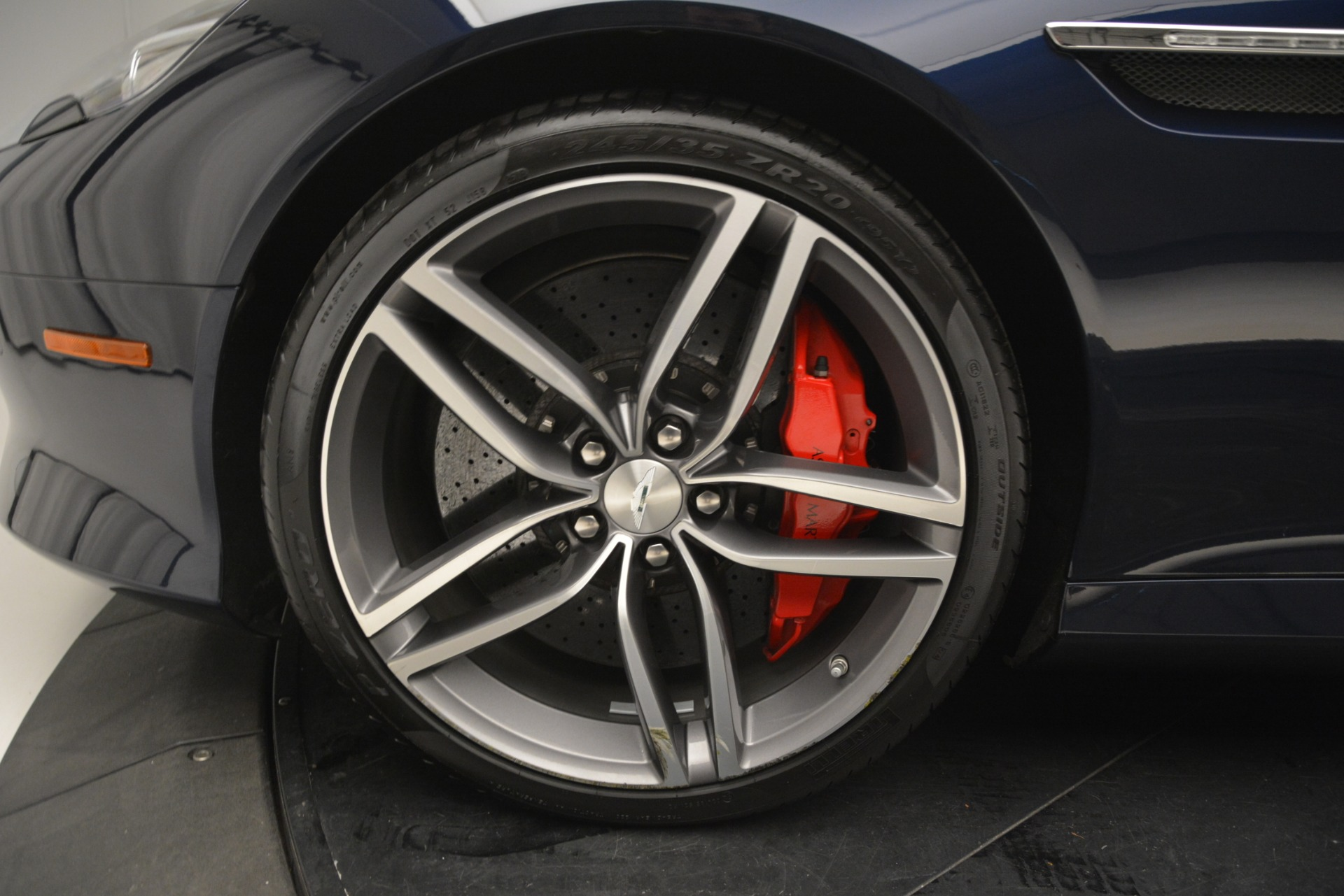 Used 2014 Aston Martin DB9 Coupe For Sale In Westport, CT 3010_p13