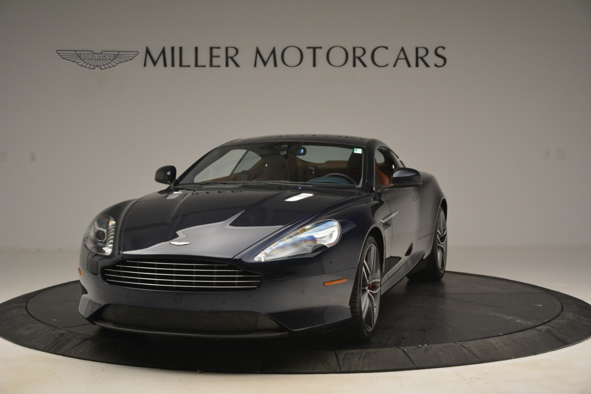 Used 2014 Aston Martin DB9  For Sale In Westport, CT 3010_p2