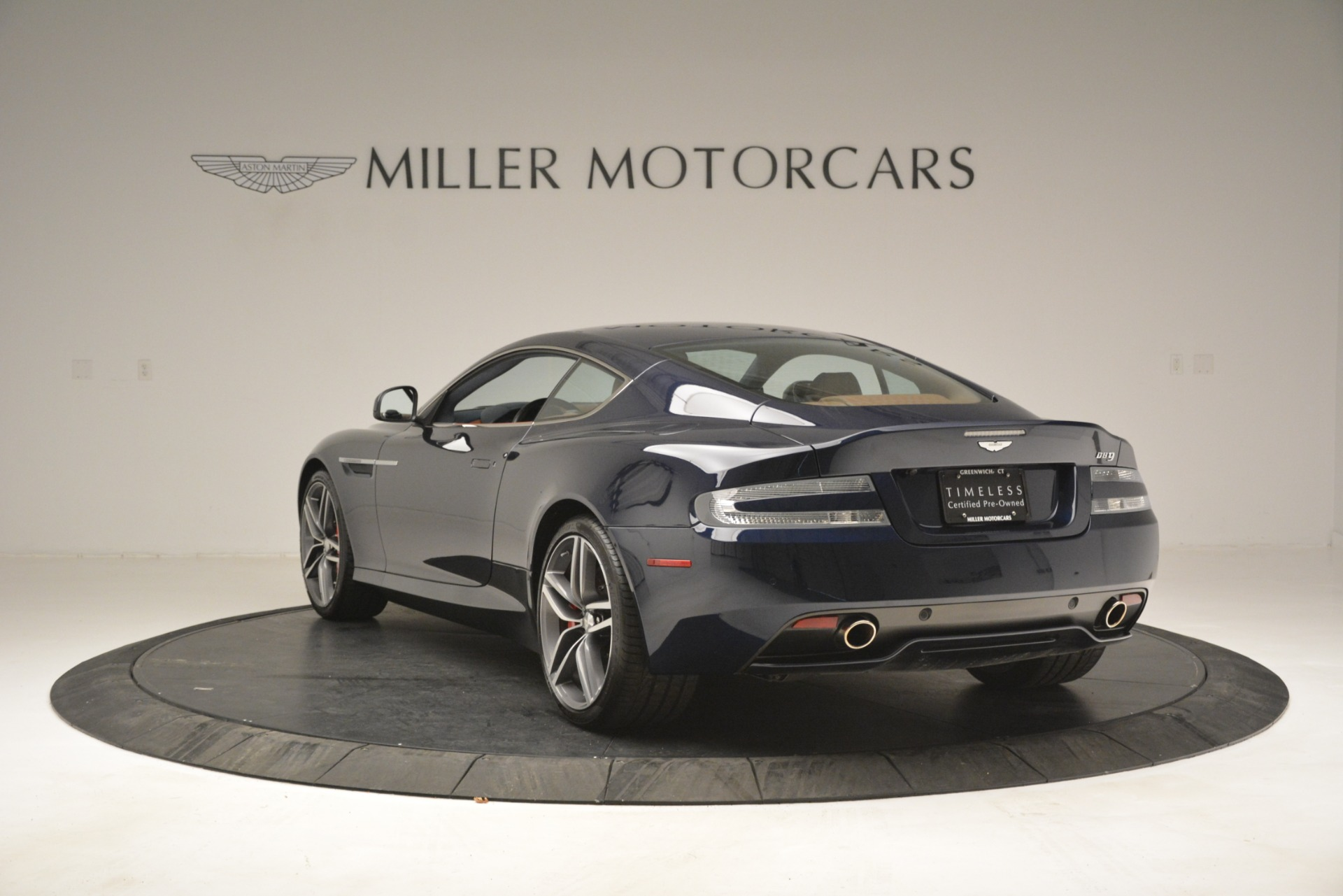 Used 2014 Aston Martin DB9 Coupe For Sale In Westport, CT 3010_p5