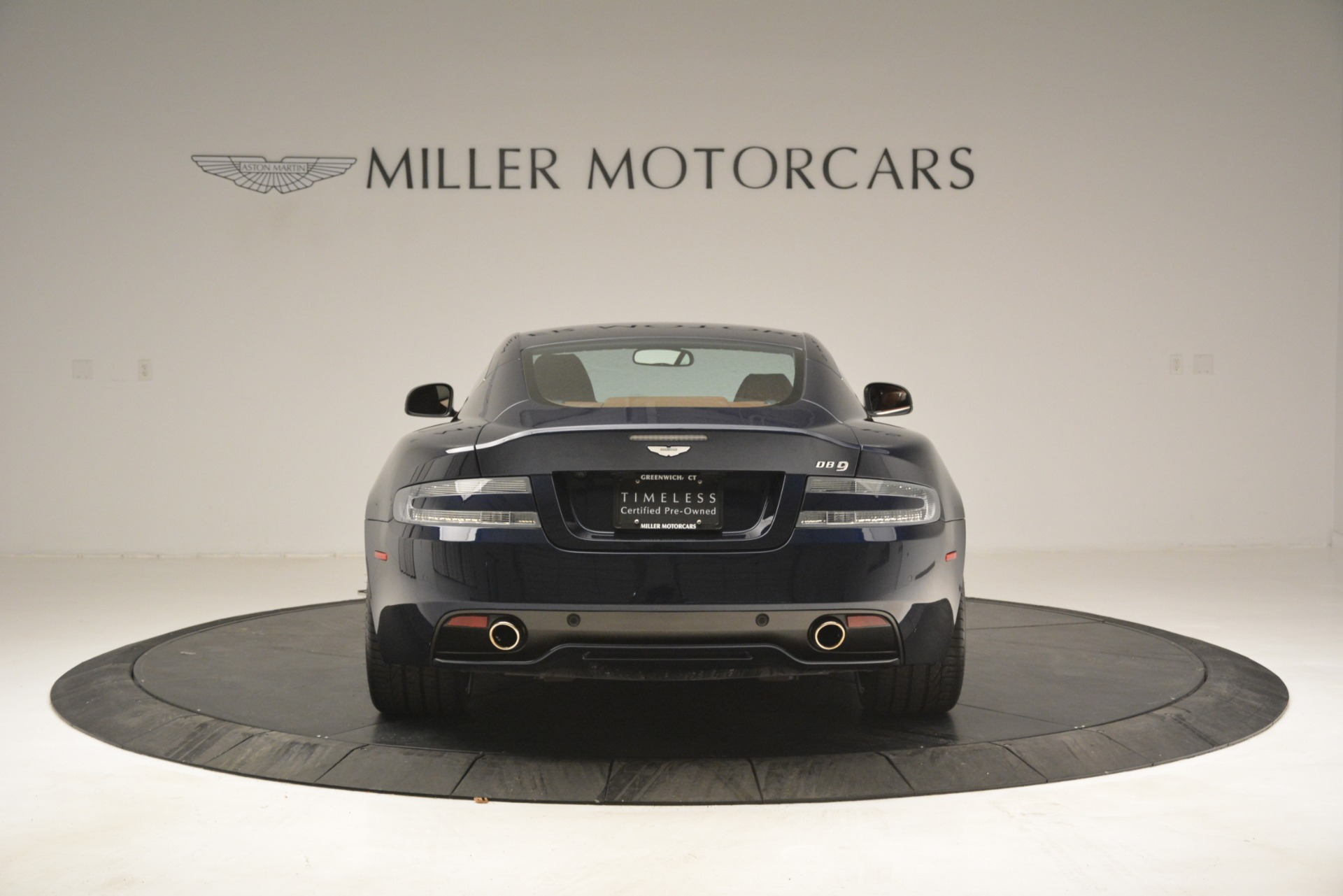 Used 2014 Aston Martin DB9 Coupe For Sale In Westport, CT 3010_p6