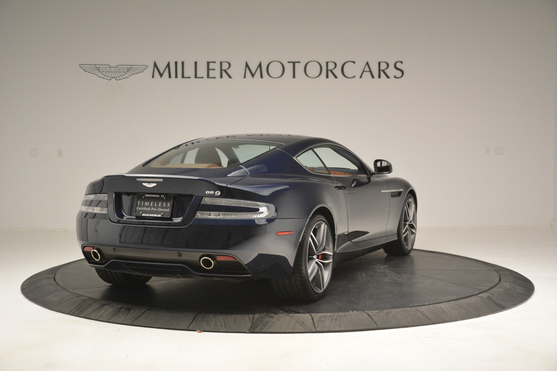 Used 2014 Aston Martin DB9 Coupe For Sale In Westport, CT 3010_p7