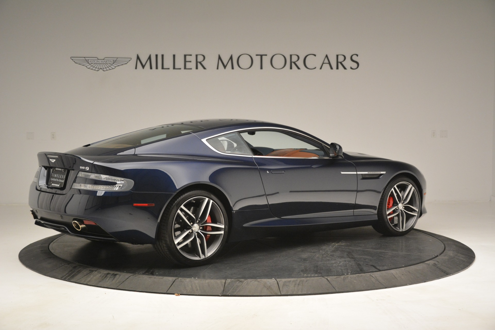 Used 2014 Aston Martin DB9  For Sale In Westport, CT 3010_p8