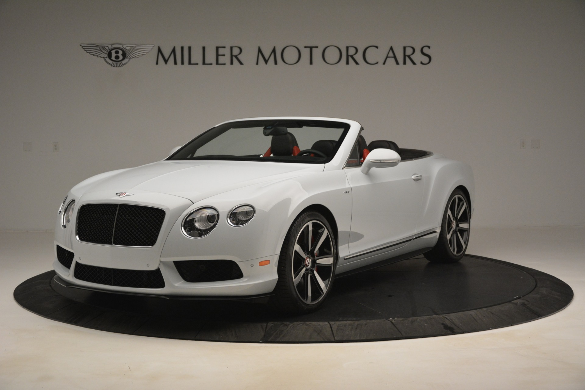 Used 2014 Bentley Continental GT V8 S For Sale In Westport, CT 3011_main