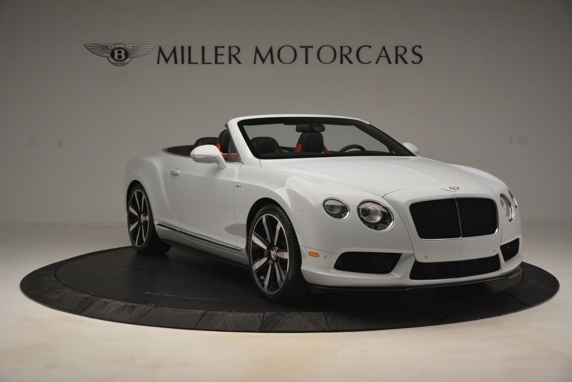 Used 2014 Bentley Continental GT V8 S For Sale In Westport, CT 3011_p11