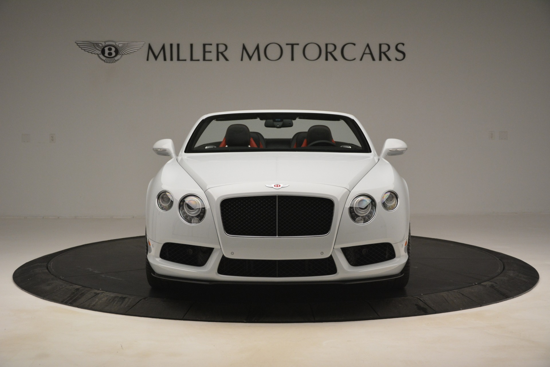 Used 2014 Bentley Continental GT V8 S For Sale In Westport, CT 3011_p12