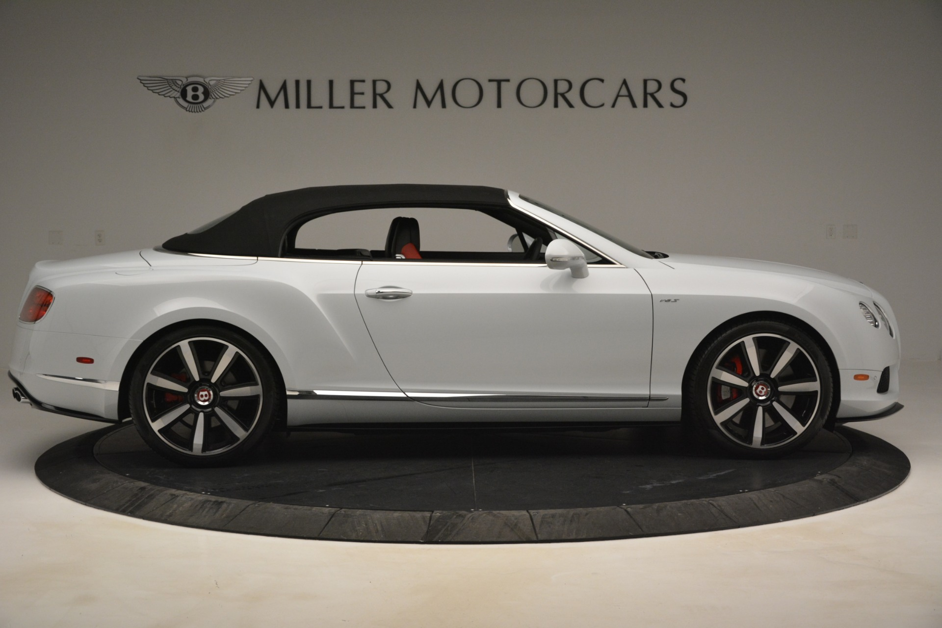 Used 2014 Bentley Continental GT V8 S For Sale In Westport, CT 3011_p16
