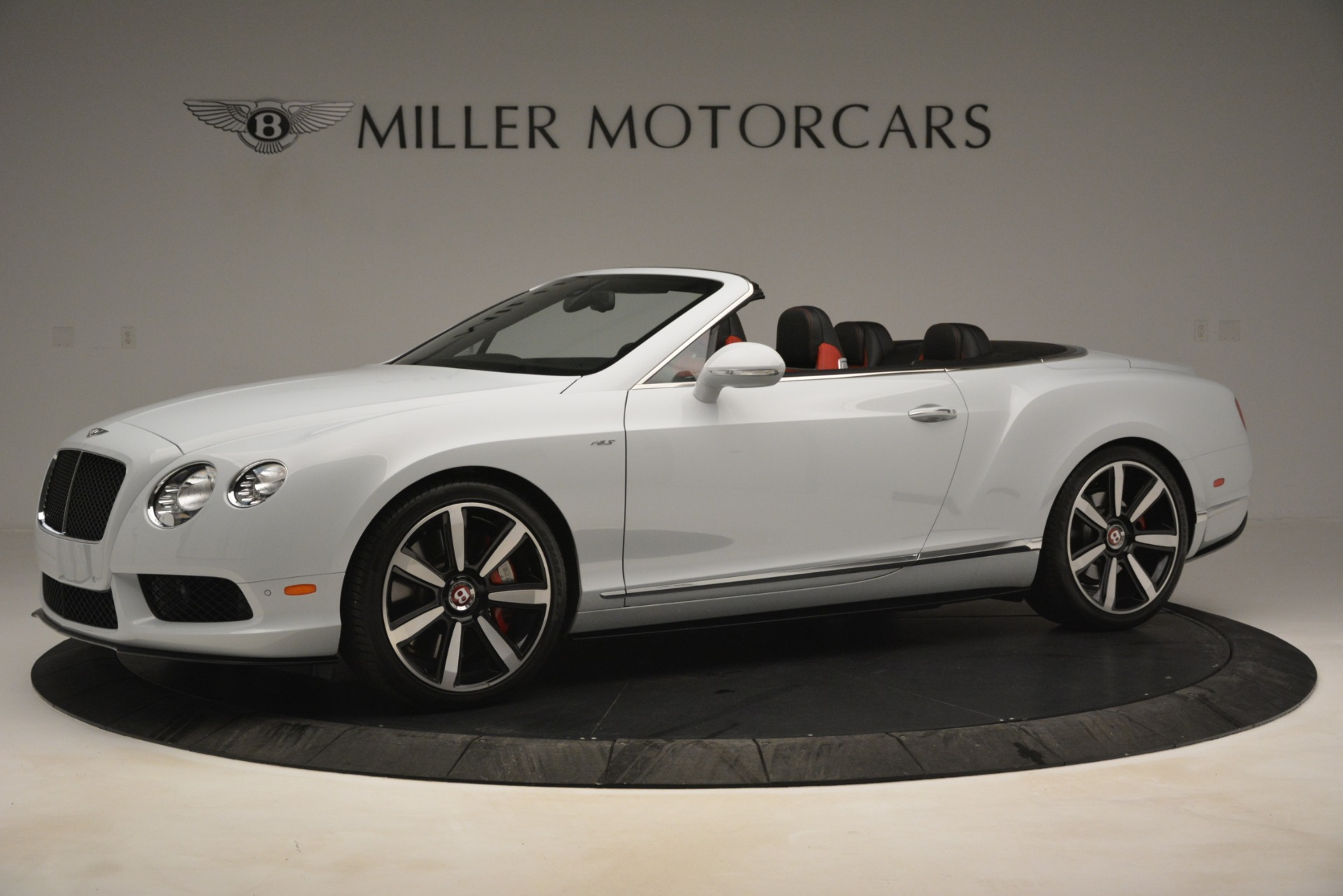 Used 2014 Bentley Continental GT V8 S For Sale In Westport, CT 3011_p2