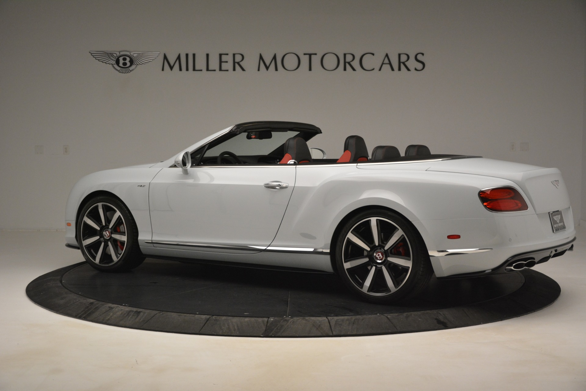 Used 2014 Bentley Continental GT V8 S For Sale In Westport, CT 3011_p4