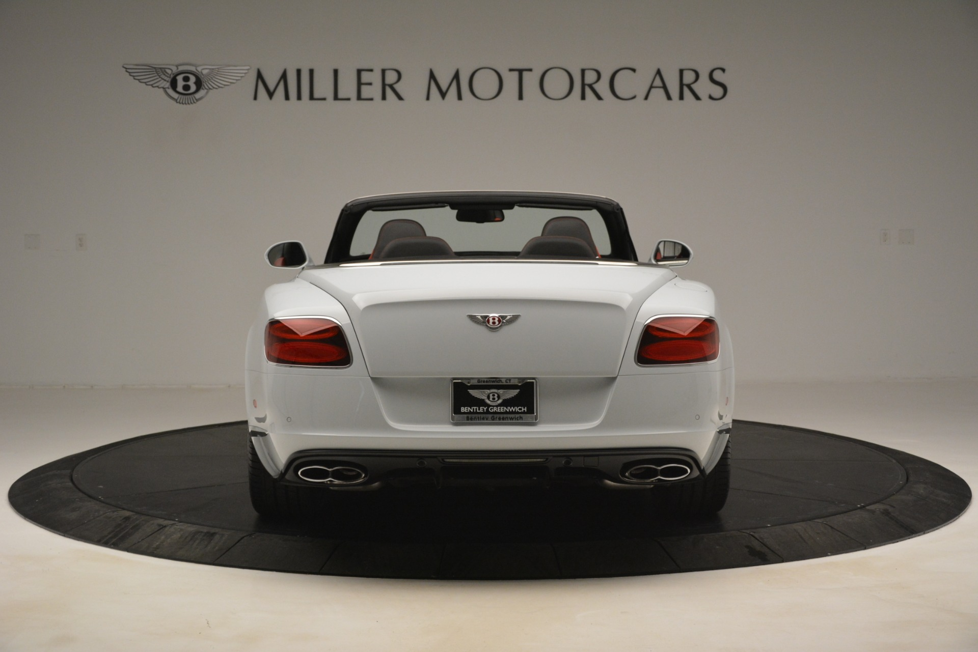 Used 2014 Bentley Continental GT V8 S For Sale In Westport, CT 3011_p6