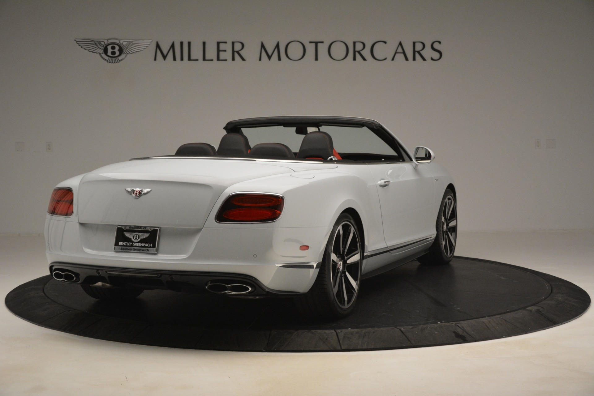 Used 2014 Bentley Continental GT V8 S For Sale In Westport, CT 3011_p7