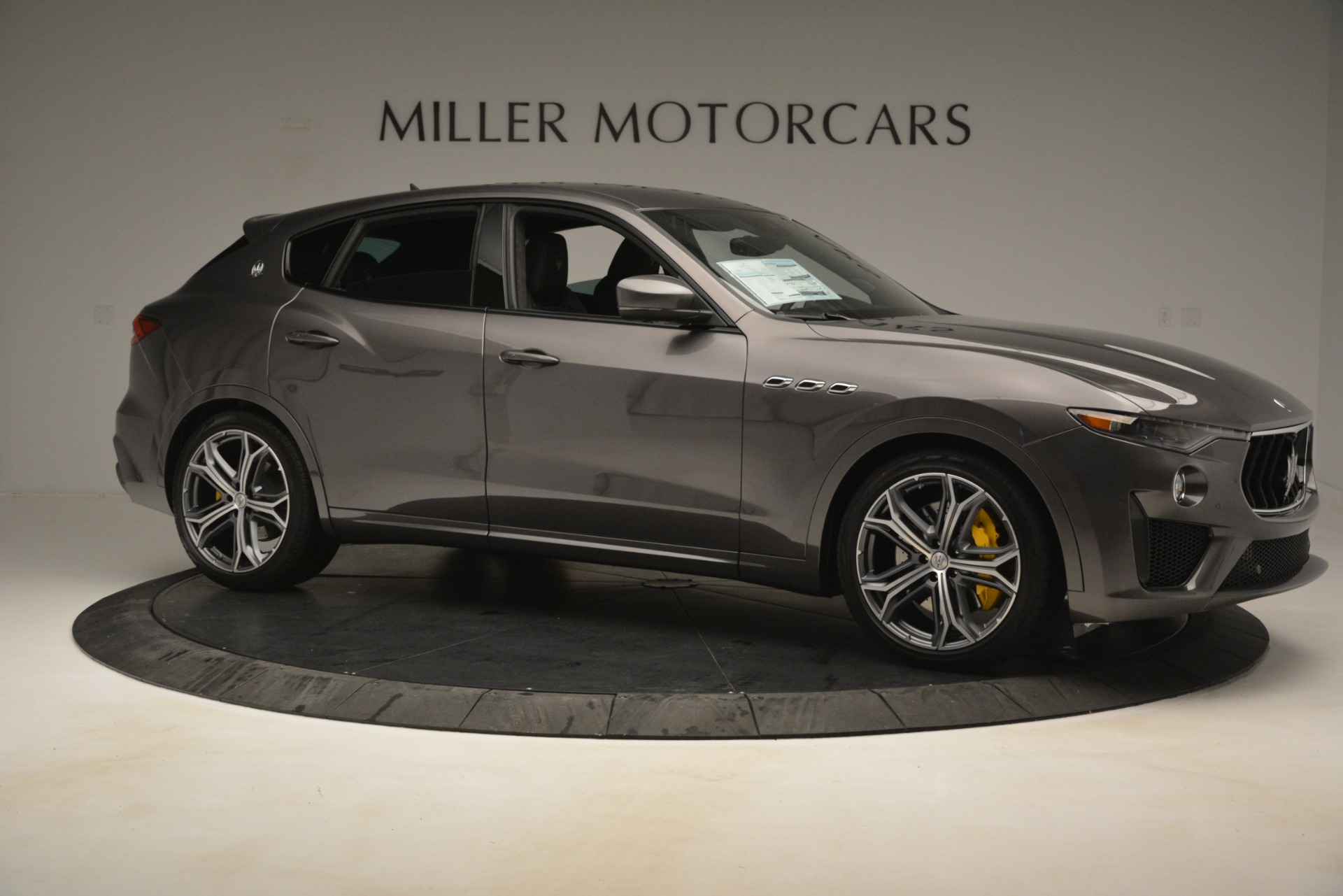New 2019 Maserati Levante GTS For Sale In Westport, CT 3015_p10
