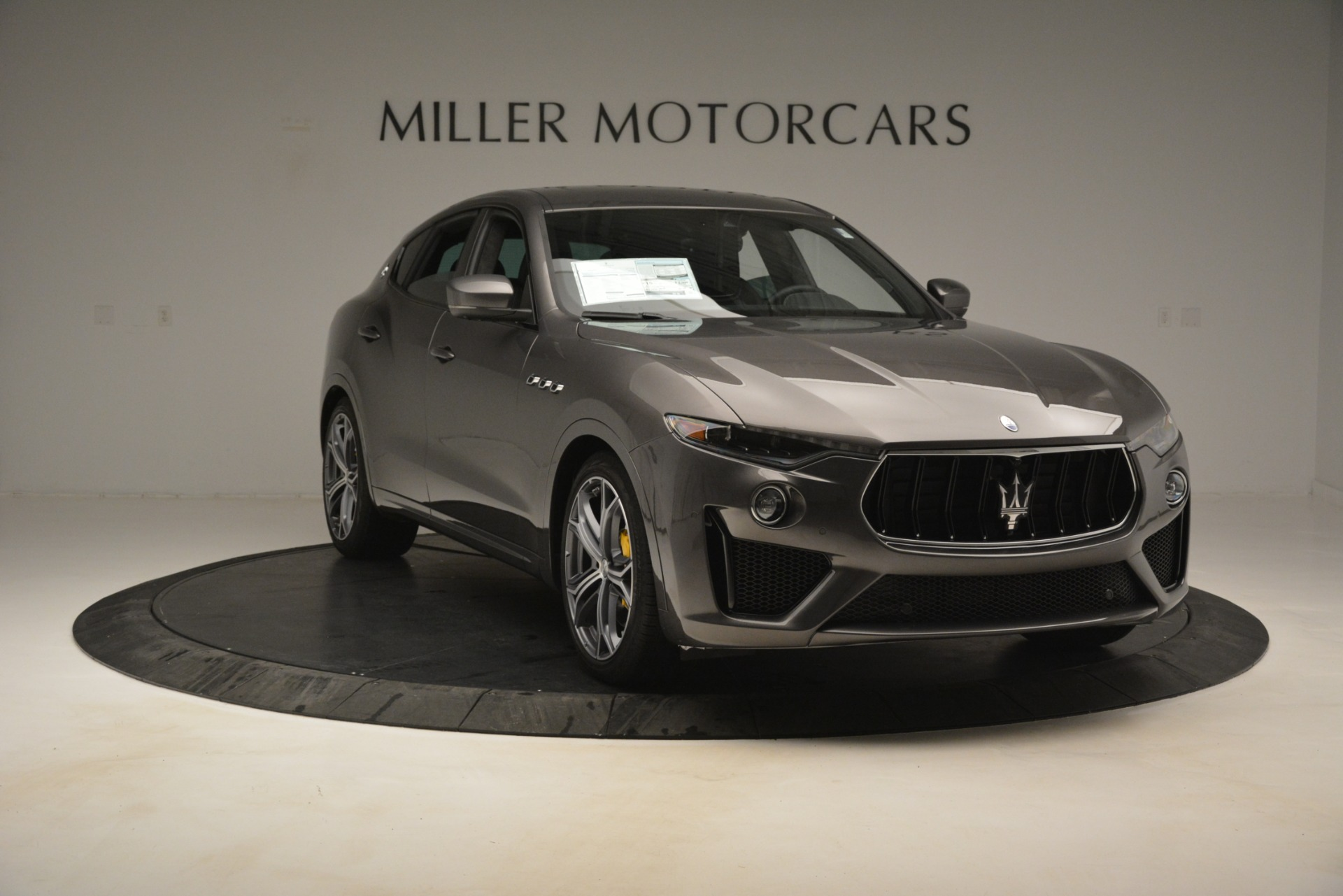 New 2019 Maserati Levante GTS For Sale In Westport, CT 3015_p11