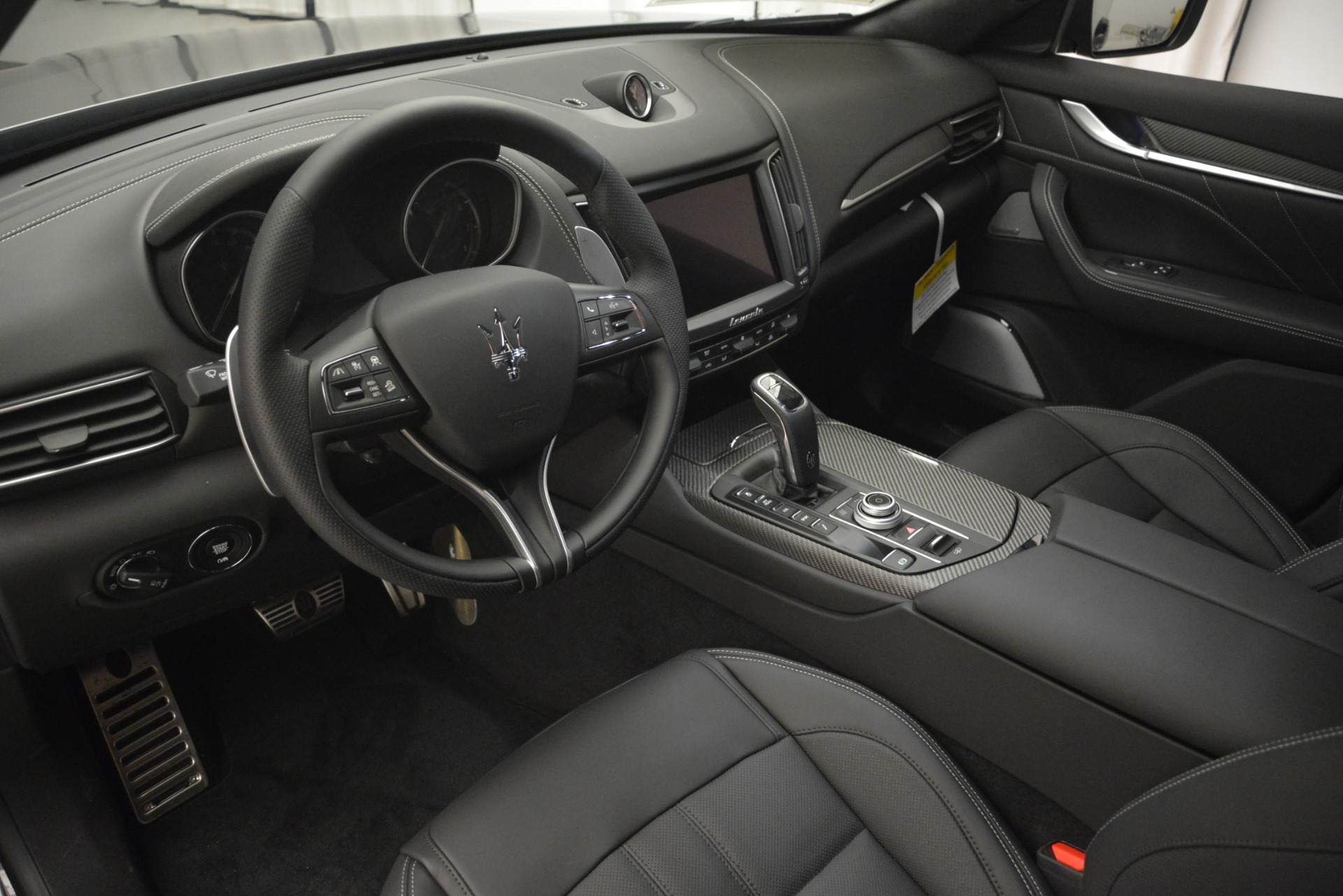 New 2019 Maserati Levante GTS For Sale In Westport, CT 3015_p13