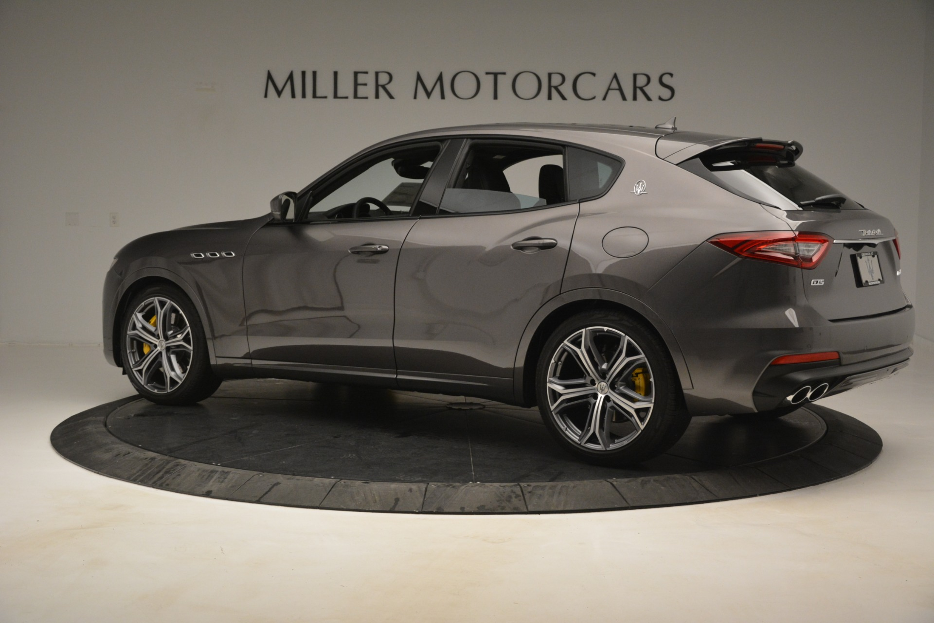 New 2019 Maserati Levante GTS For Sale In Westport, CT 3015_p4
