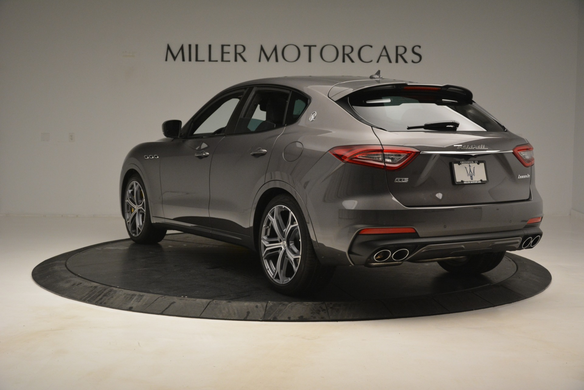 New 2019 Maserati Levante GTS For Sale In Westport, CT 3015_p5