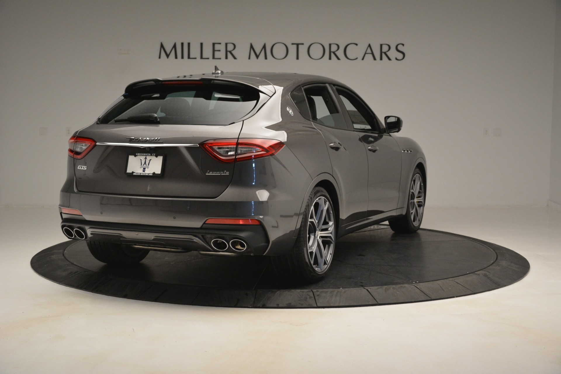 New 2019 Maserati Levante GTS For Sale In Westport, CT 3015_p7