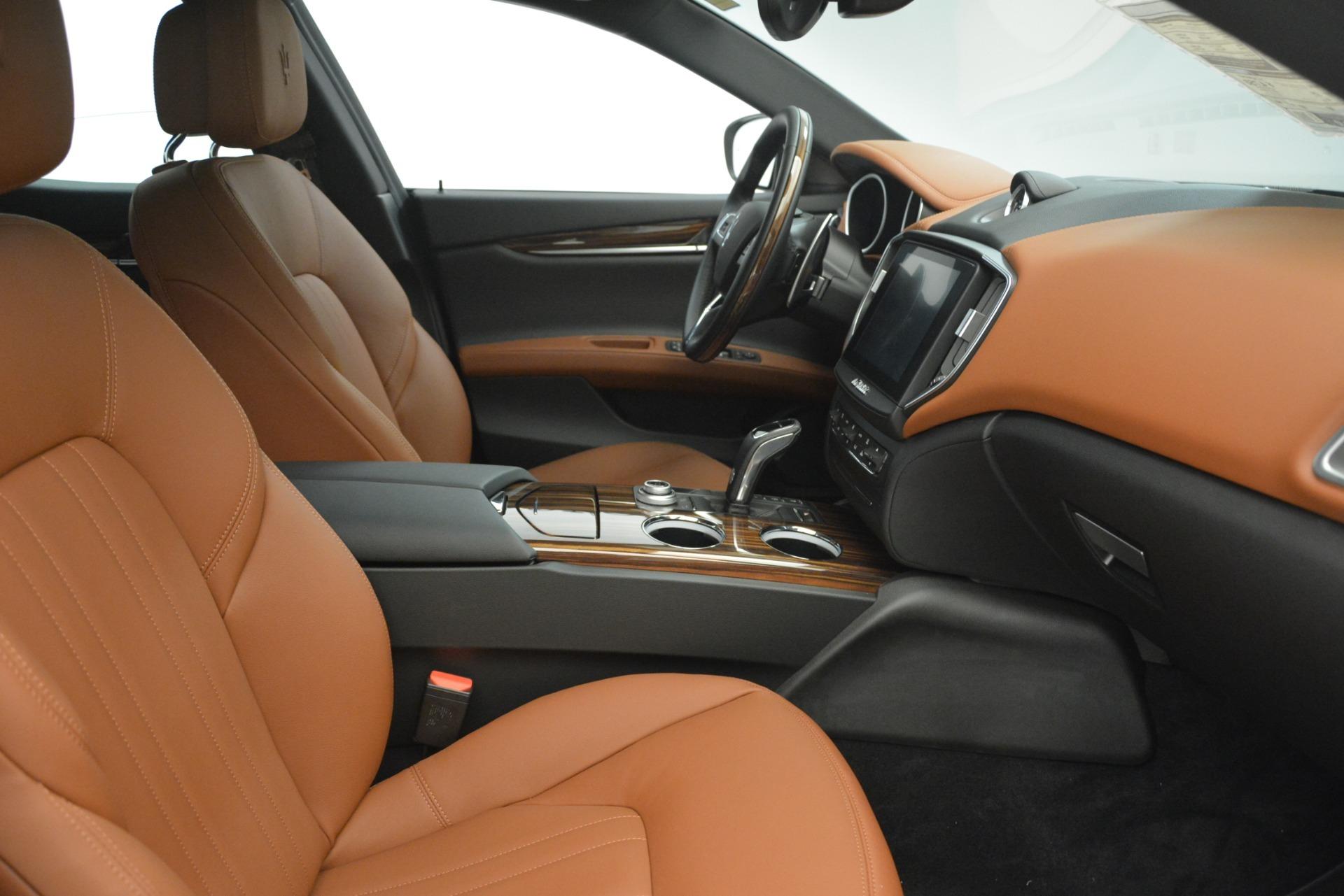 New 2019 Maserati Ghibli S Q4 For Sale In Westport, CT 3017_p18