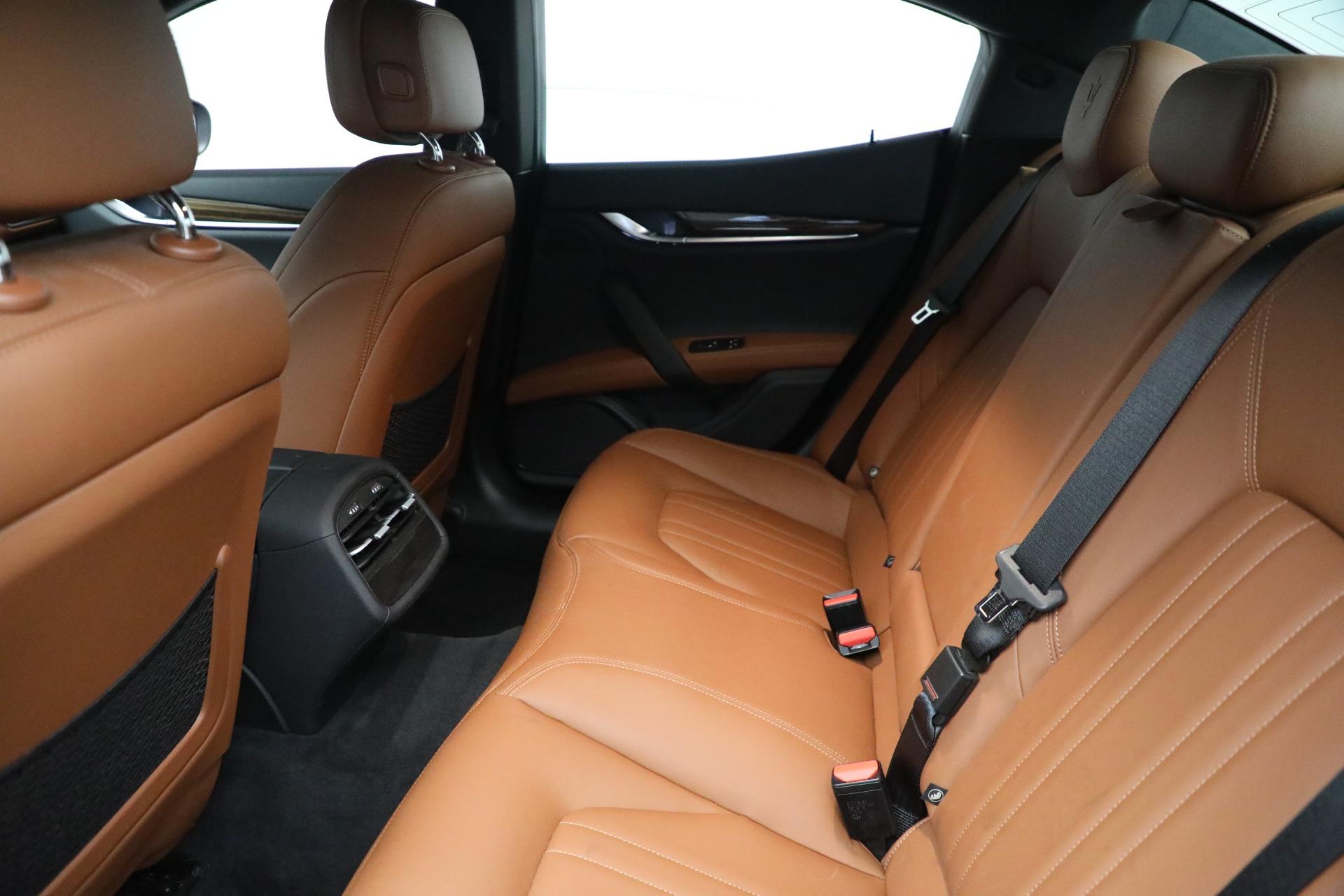New 2019 Maserati Ghibli S Q4 For Sale In Westport, CT 3019_p19