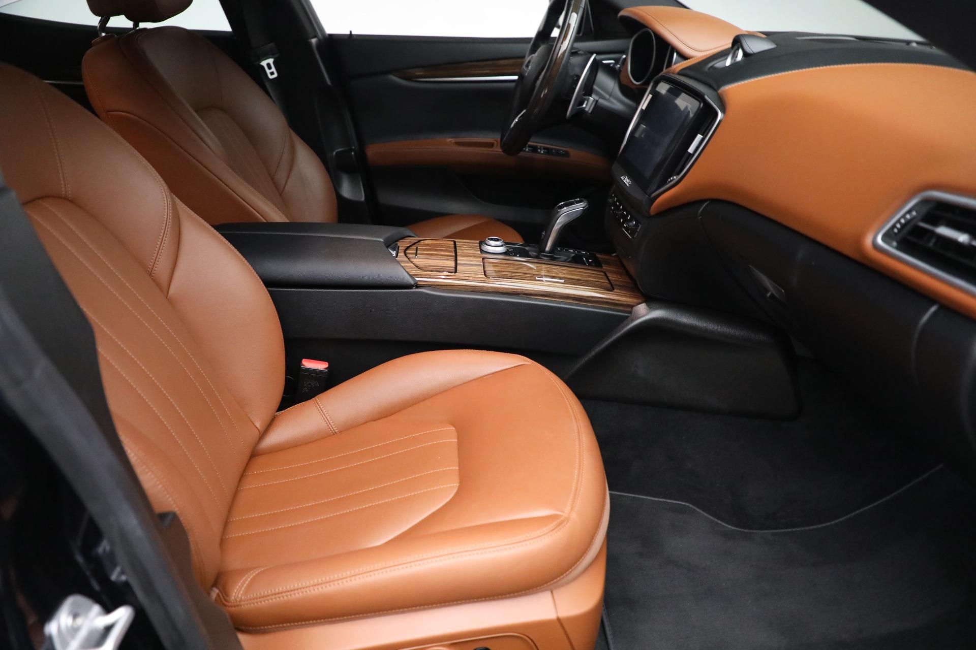 New 2019 Maserati Ghibli S Q4 For Sale In Westport, CT 3020_p18
