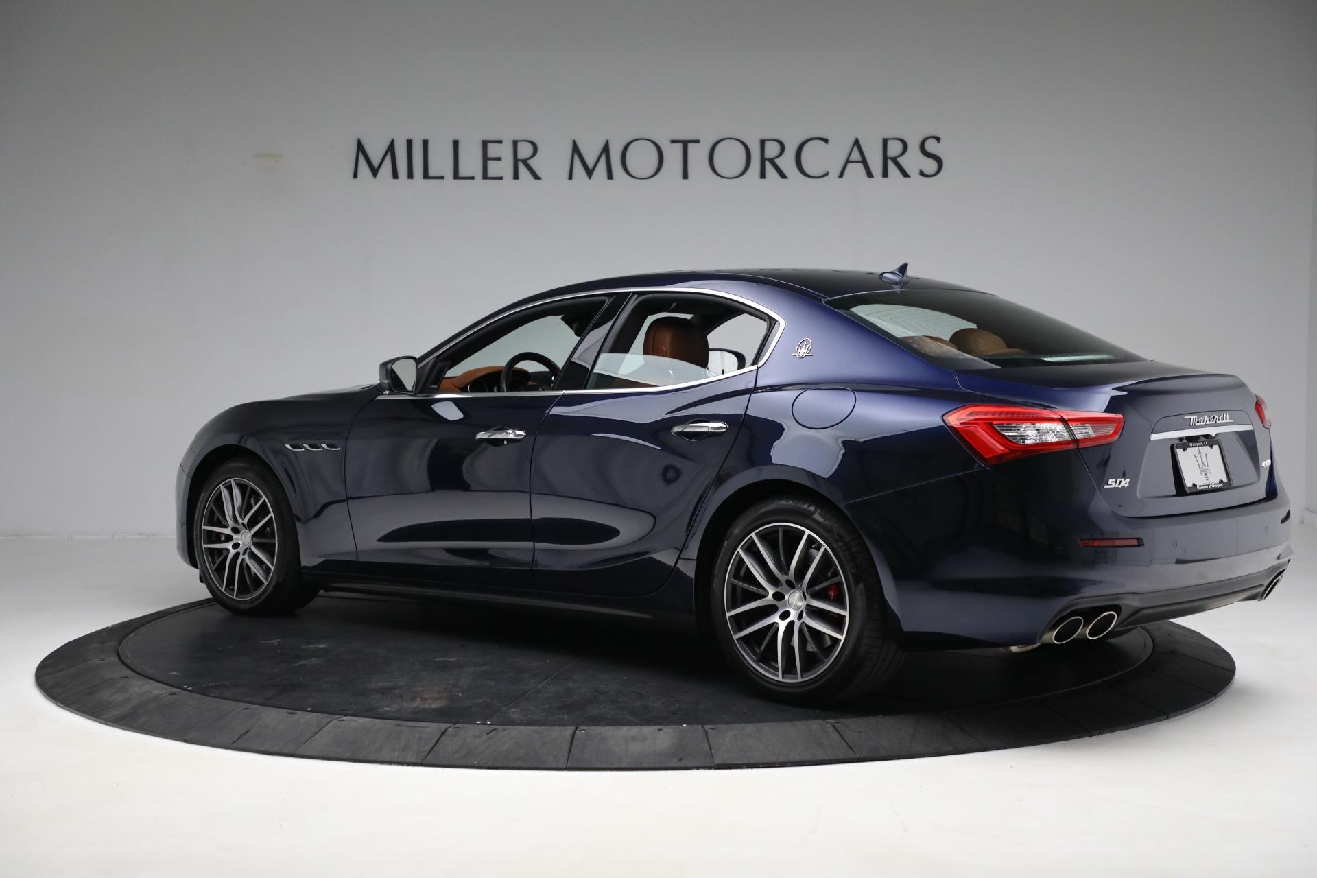 New 2019 Maserati Ghibli S Q4 For Sale In Westport, CT 3020_p4