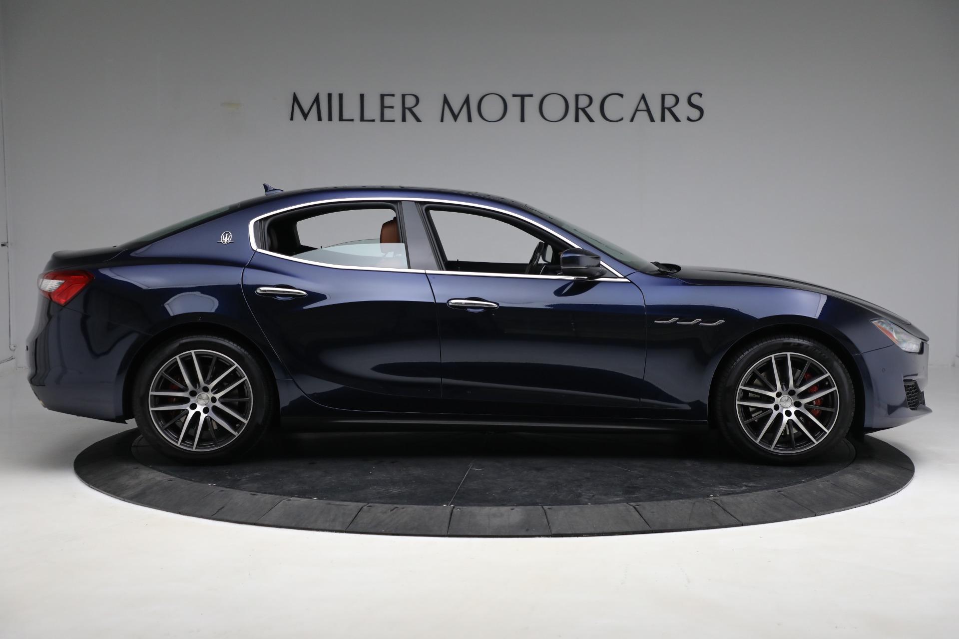 New 2019 Maserati Ghibli S Q4 For Sale In Westport, CT 3020_p9