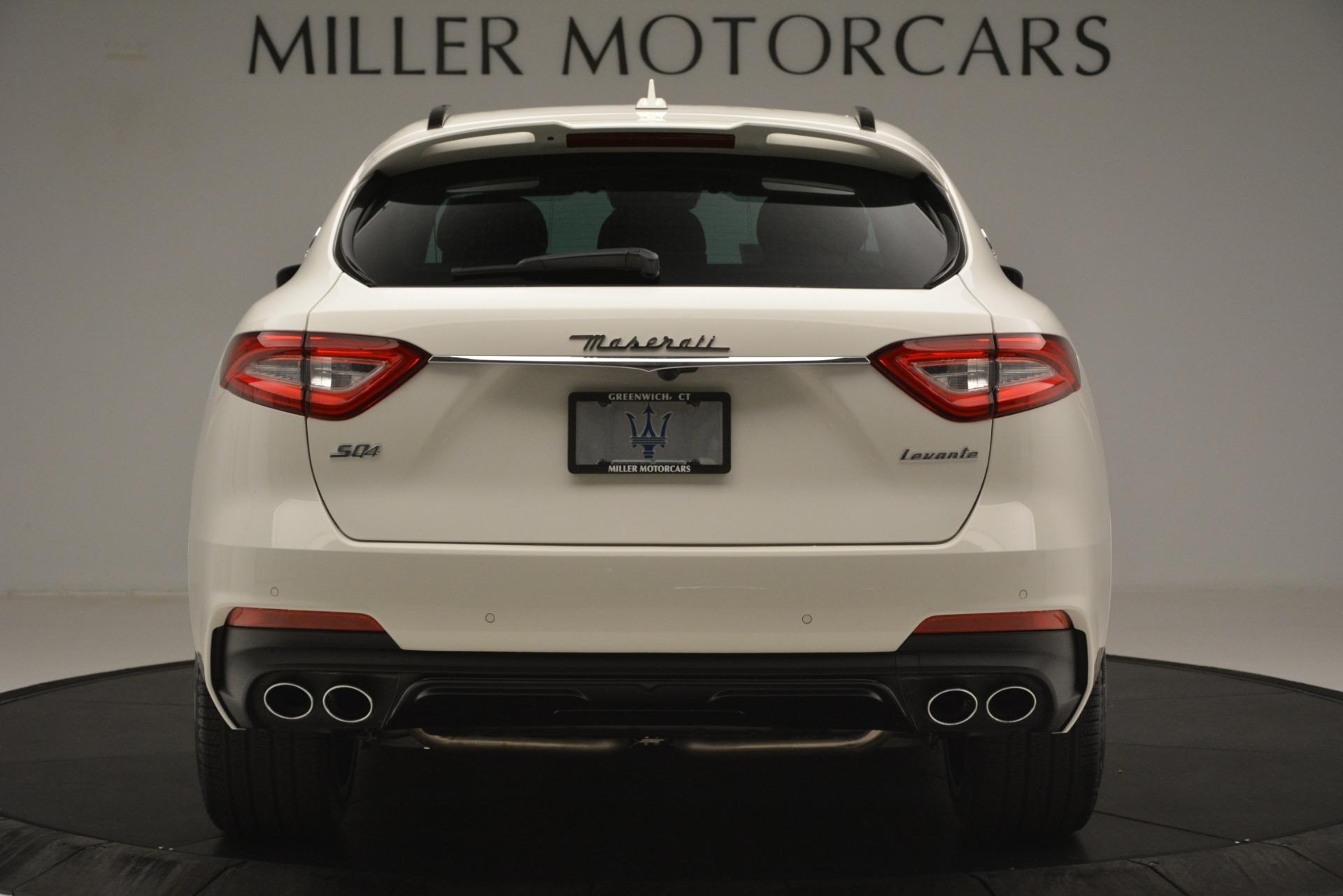 New 2019 Maserati Levante S Q4 GranSport For Sale In Westport, CT 3021_p6