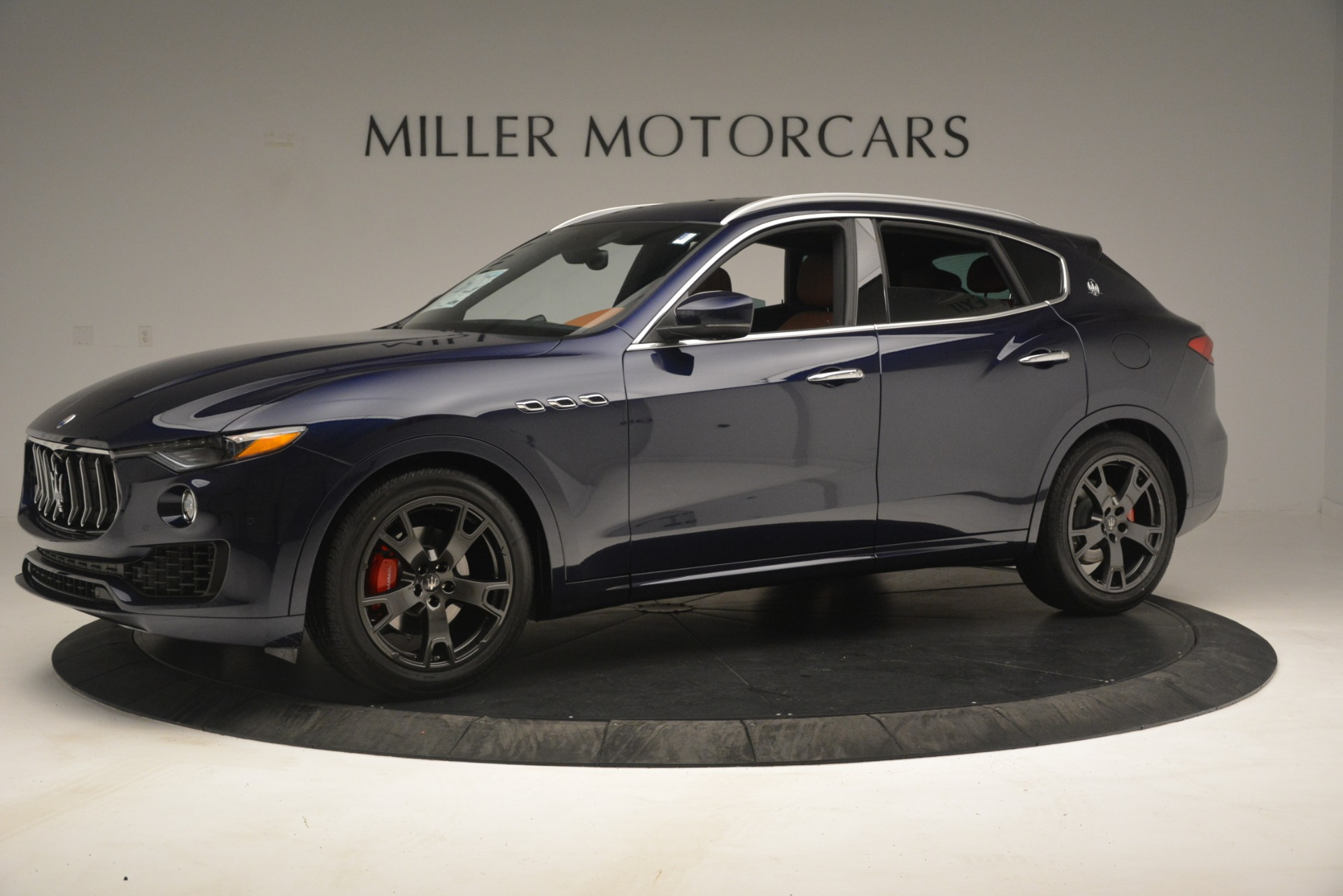New 2019 Maserati Levante Q4 For Sale In Westport, CT 3022_p2