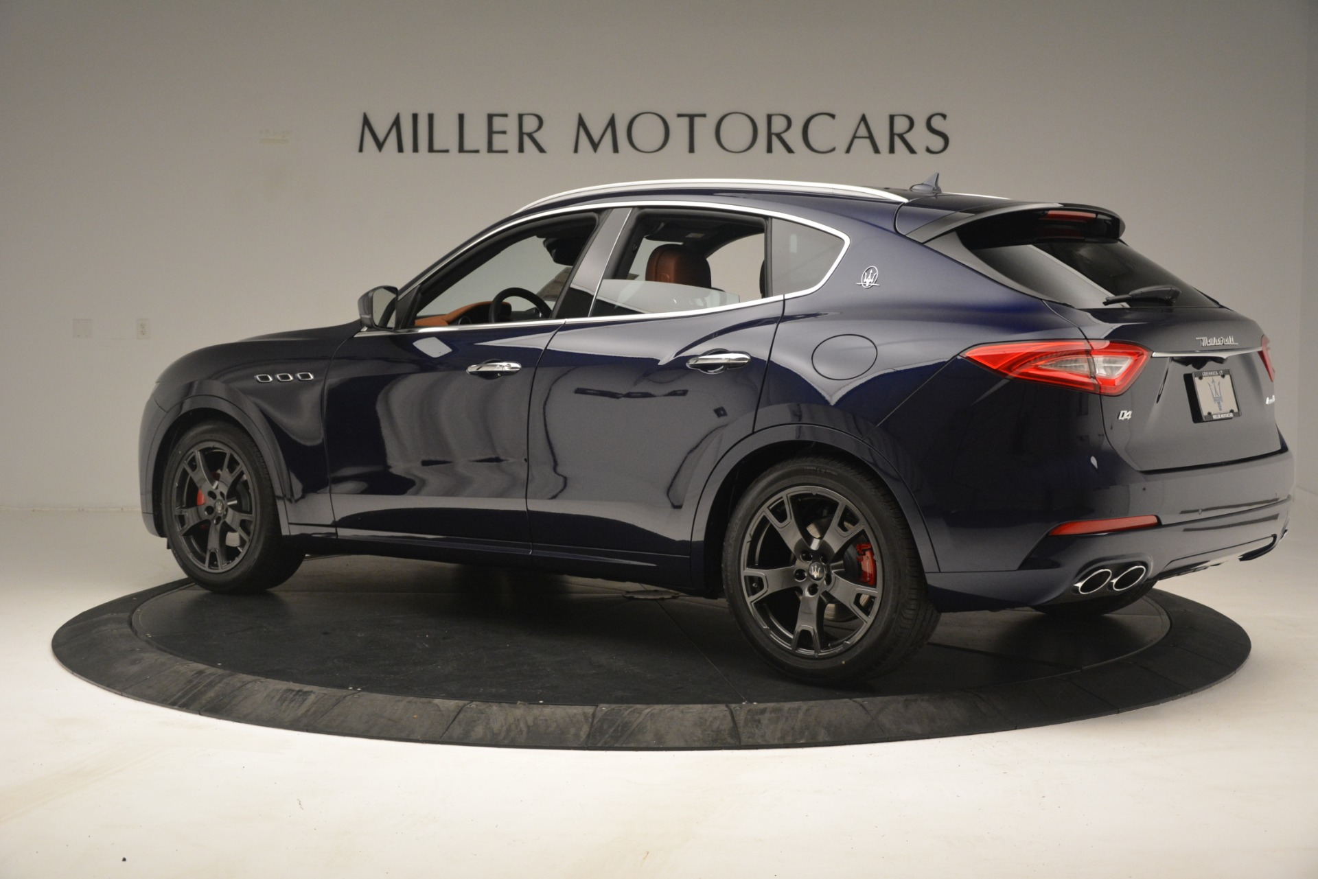 New 2019 Maserati Levante Q4 For Sale In Westport, CT 3022_p4