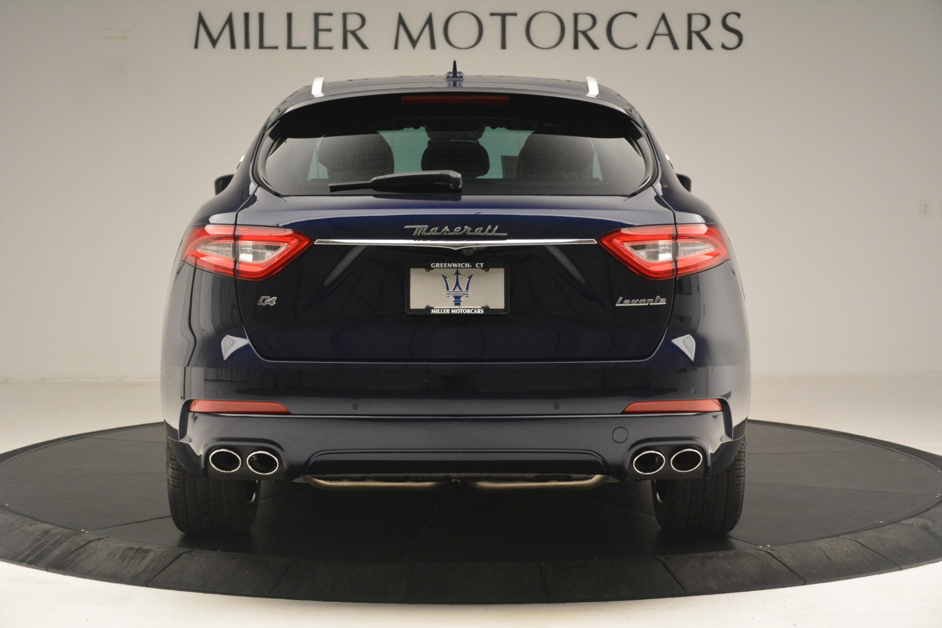 New 2019 Maserati Levante Q4 For Sale In Westport, CT 3022_p6