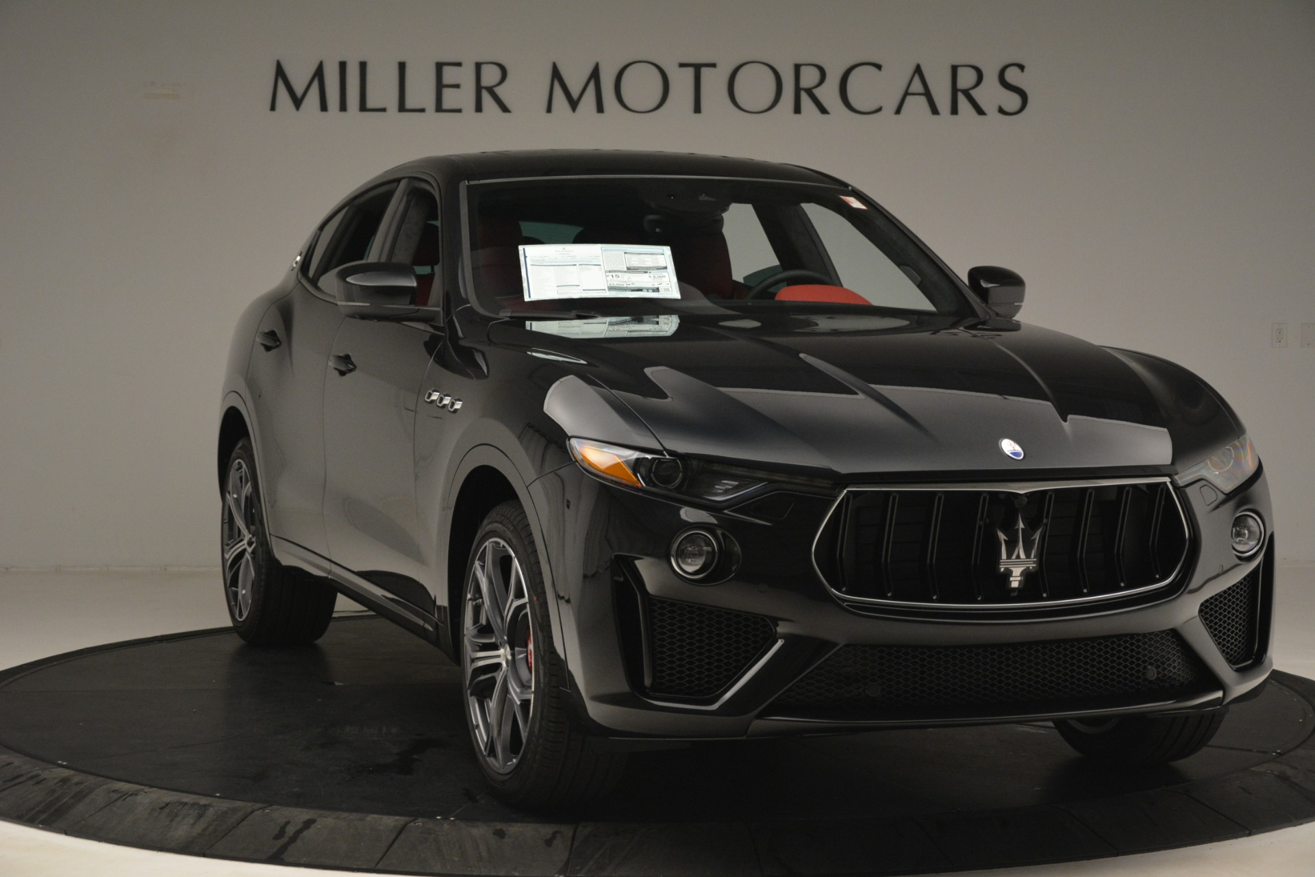 New 2019 Maserati Levante GTS For Sale In Westport, CT 3023_p11