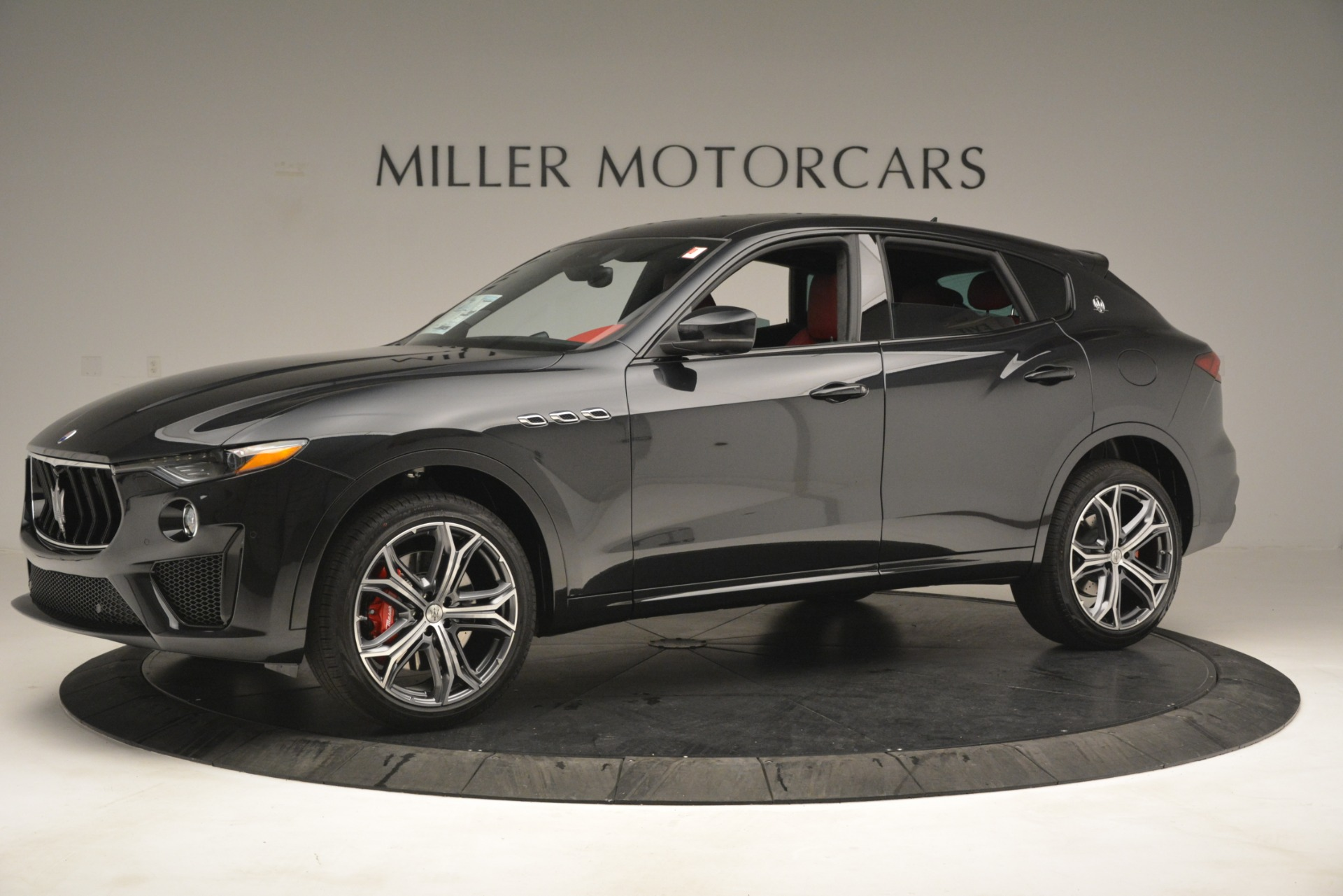 New 2019 Maserati Levante GTS For Sale In Westport, CT 3023_p2