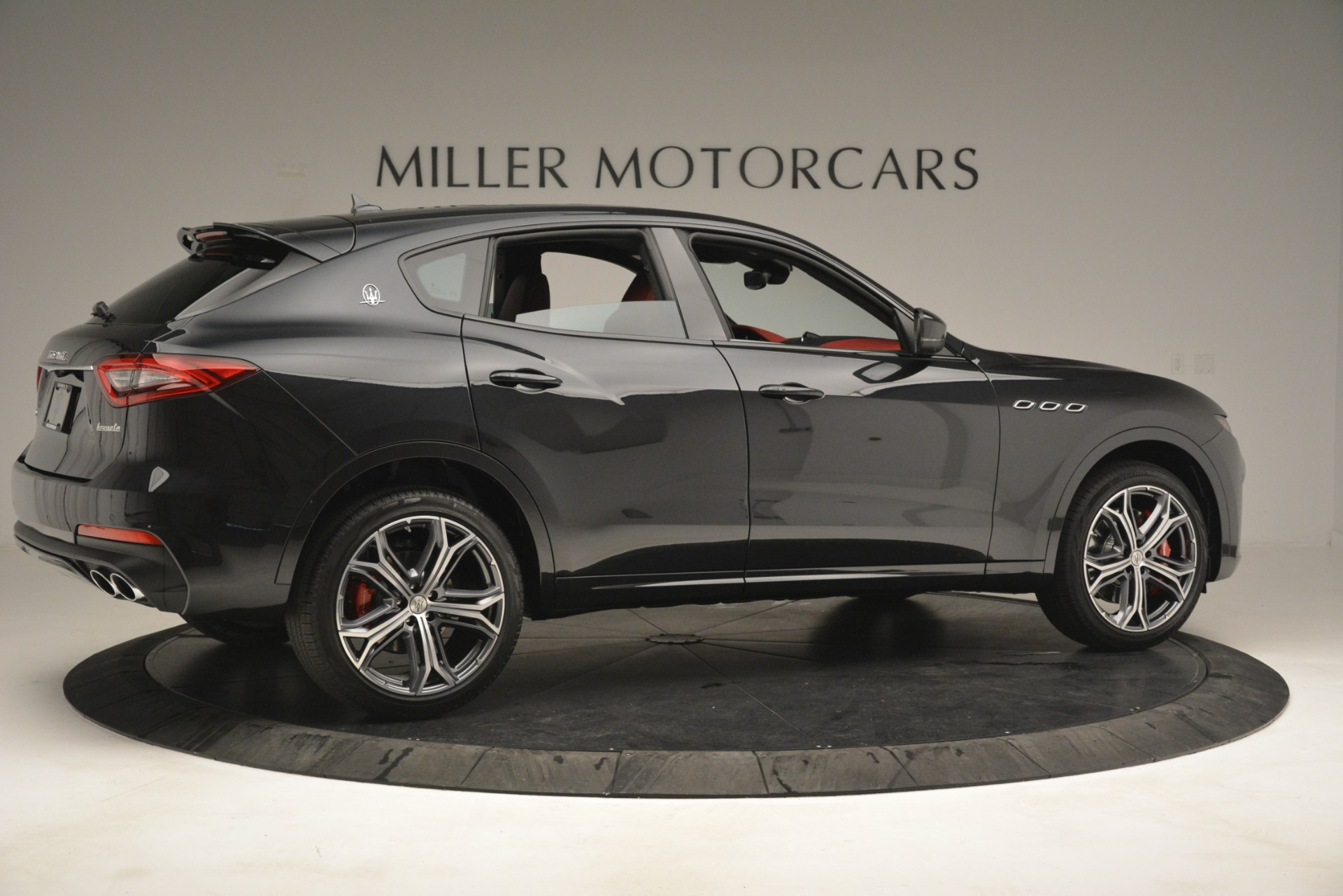 New 2019 Maserati Levante GTS For Sale In Westport, CT 3023_p8
