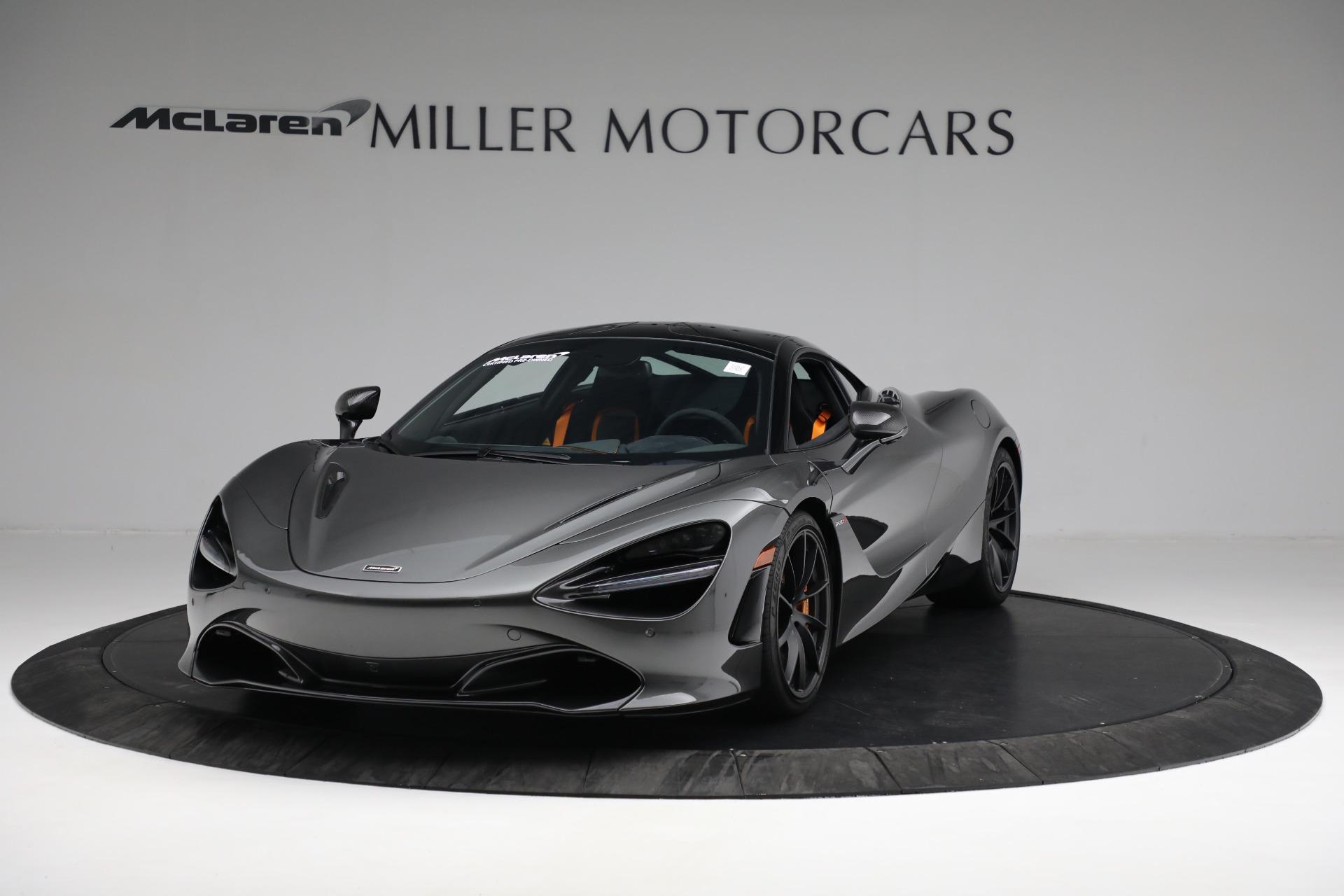 New 2019 McLaren 720S Coupe For Sale In Westport, CT 3025_main
