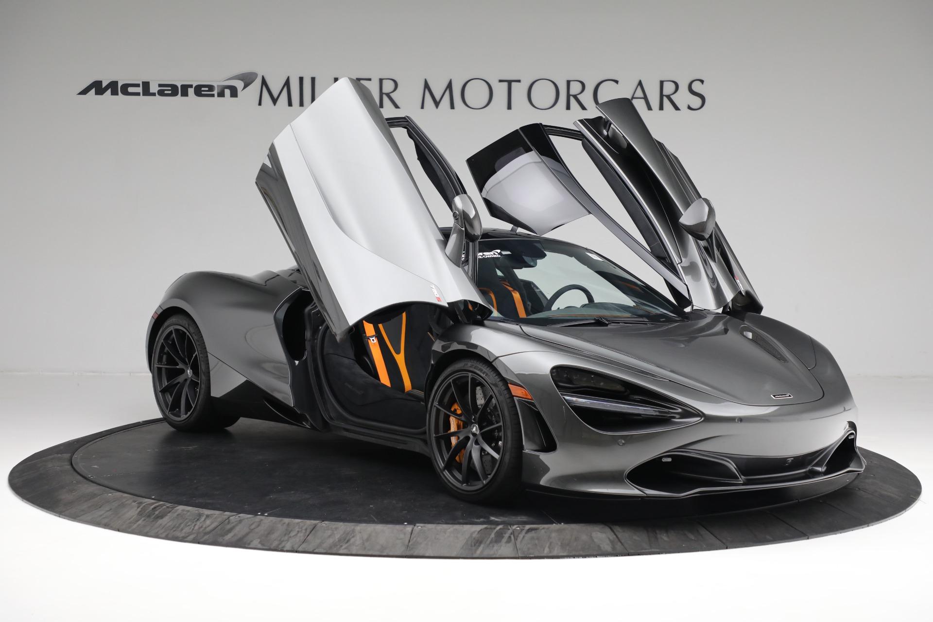 New 2019 McLaren 720S Coupe For Sale In Westport, CT 3025_p22