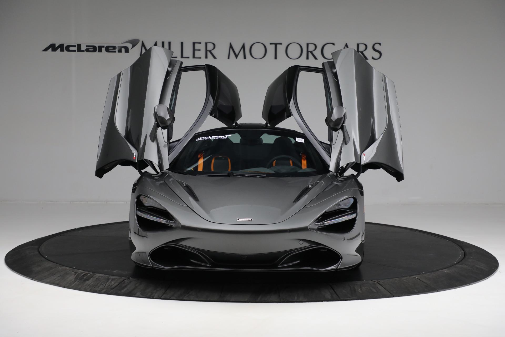 New 2019 McLaren 720S Coupe For Sale In Westport, CT 3025_p23