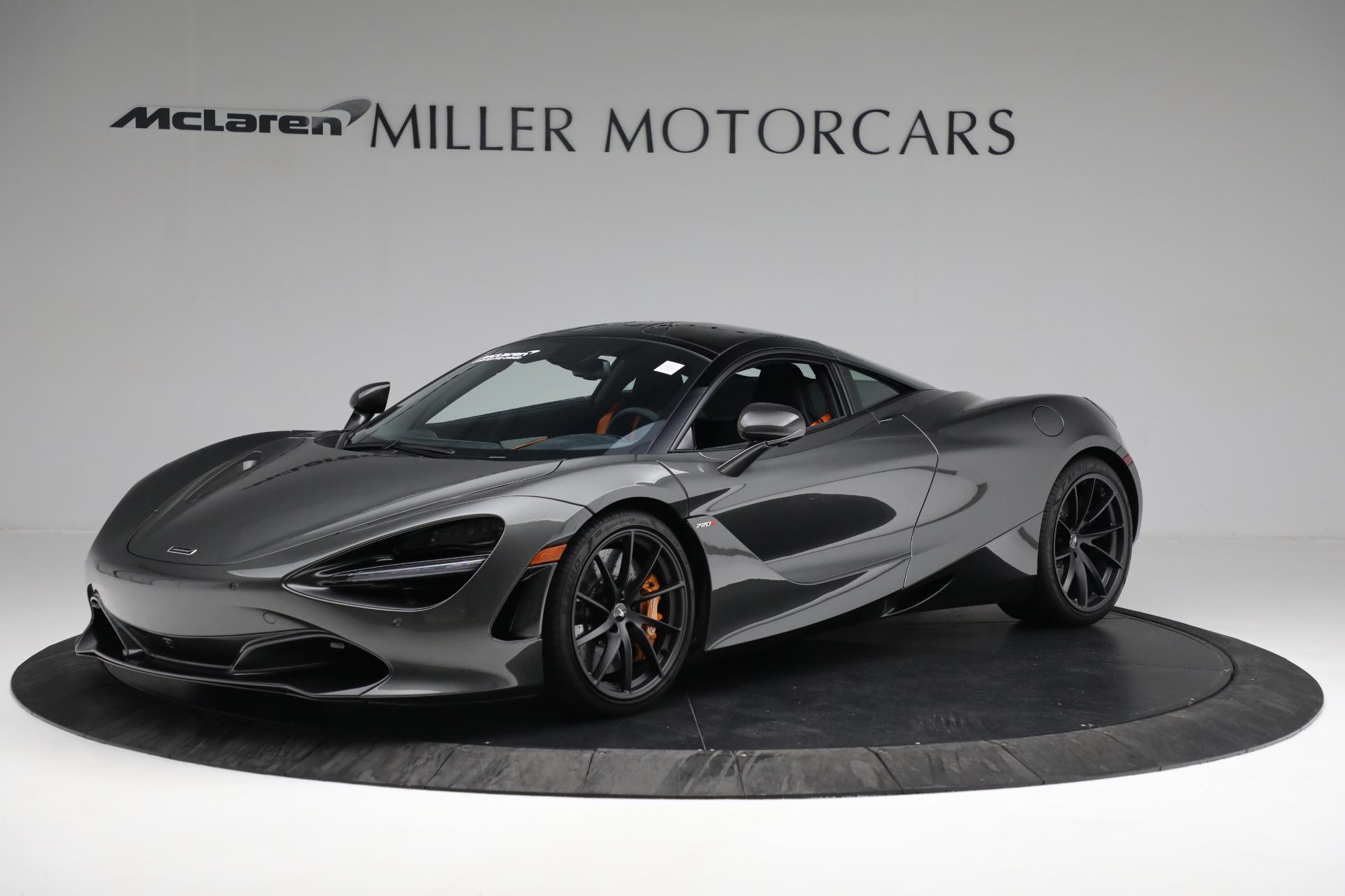 New 2019 McLaren 720S Coupe For Sale In Westport, CT 3025_p2
