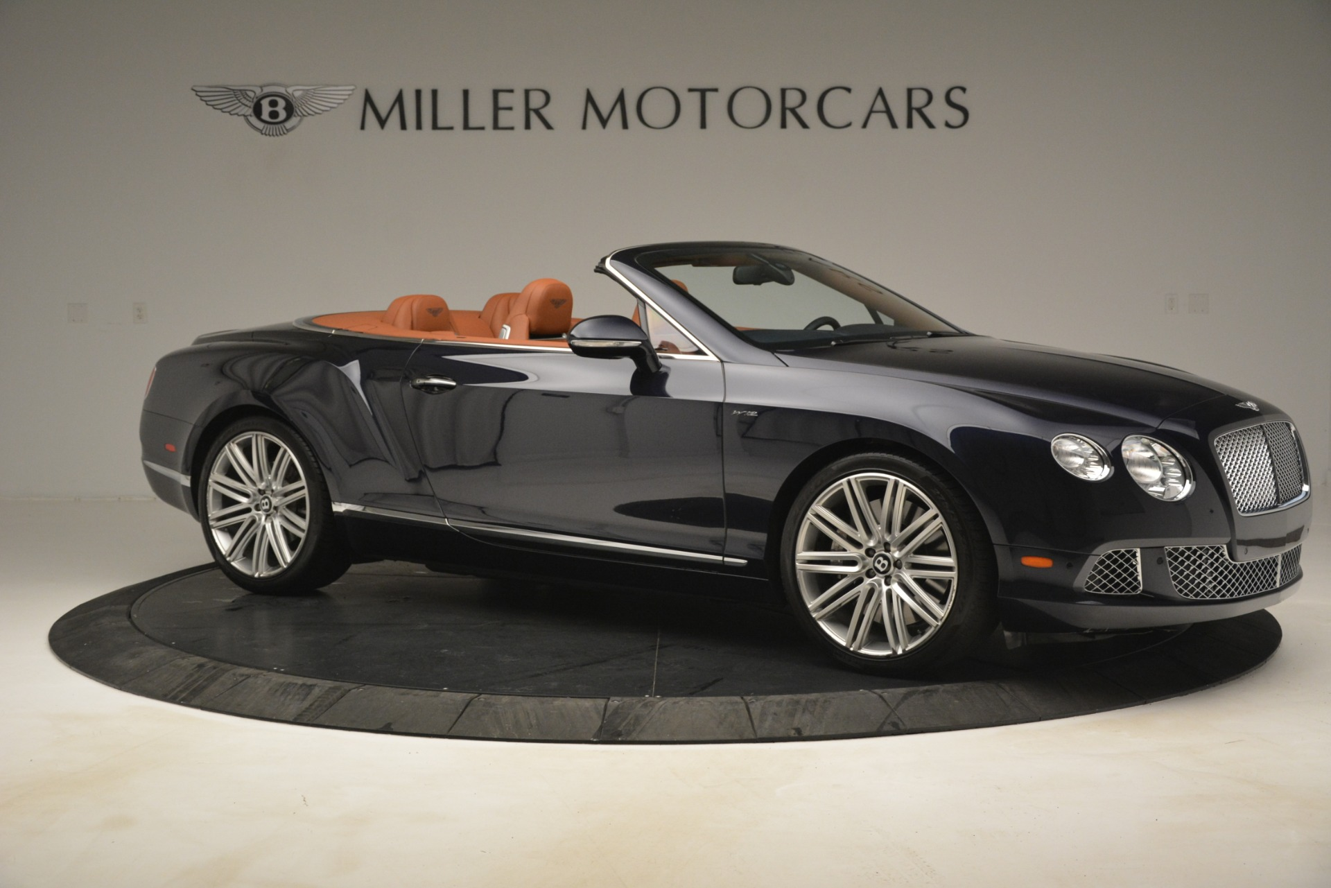 Used 2014 Bentley Continental GT Speed For Sale In Westport, CT 3026_p10