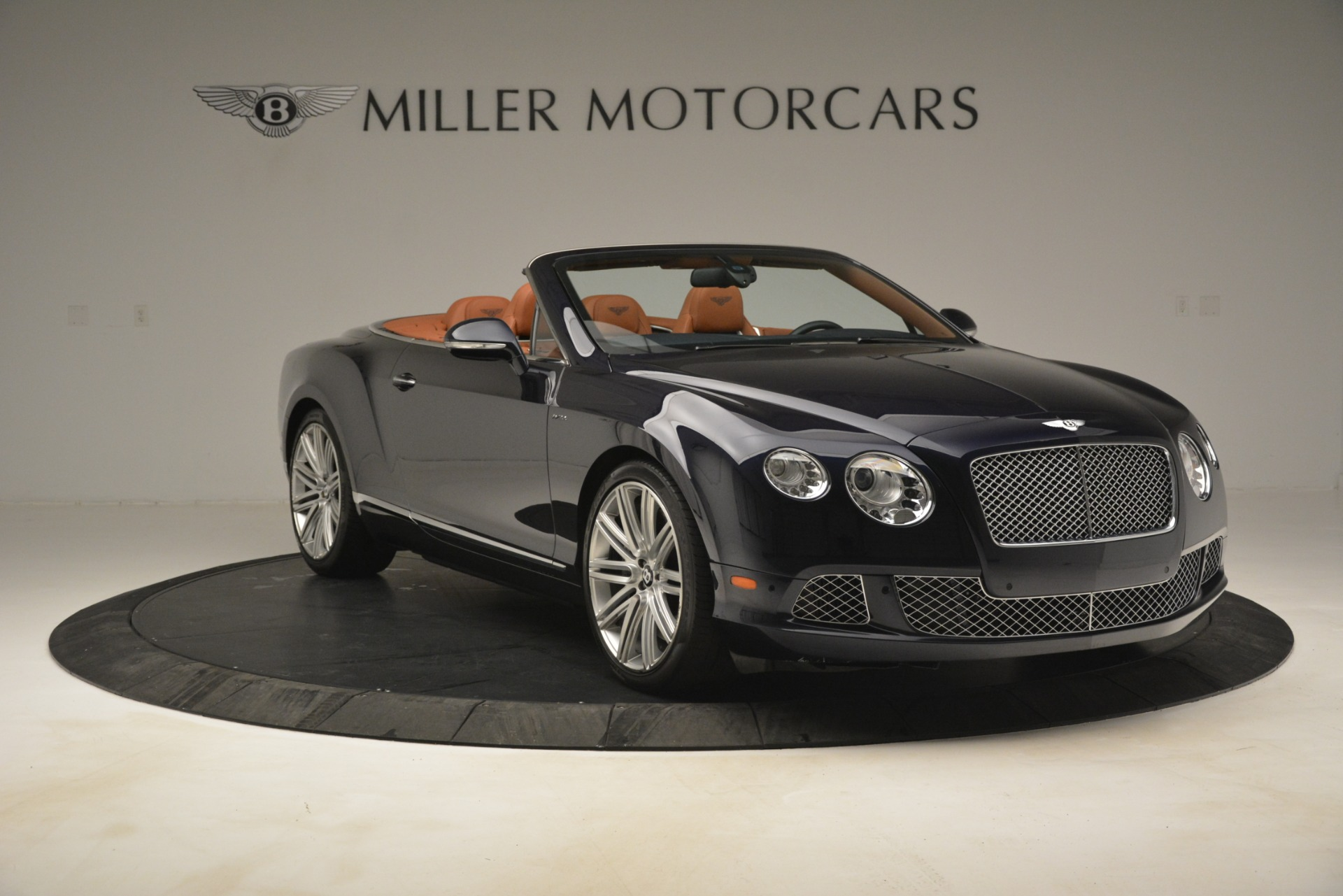 Used 2014 Bentley Continental GT Speed For Sale In Westport, CT 3026_p11
