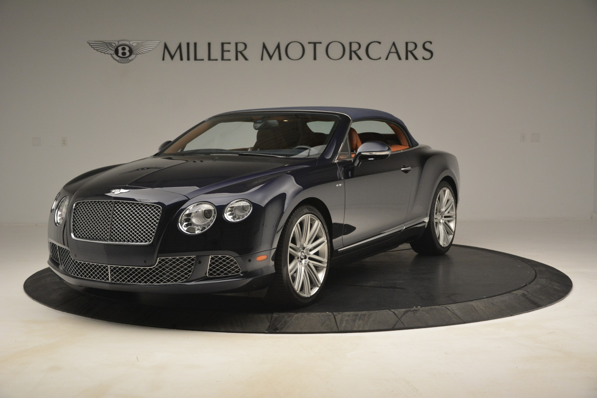 Used 2014 Bentley Continental GT Speed For Sale In Westport, CT 3026_p13