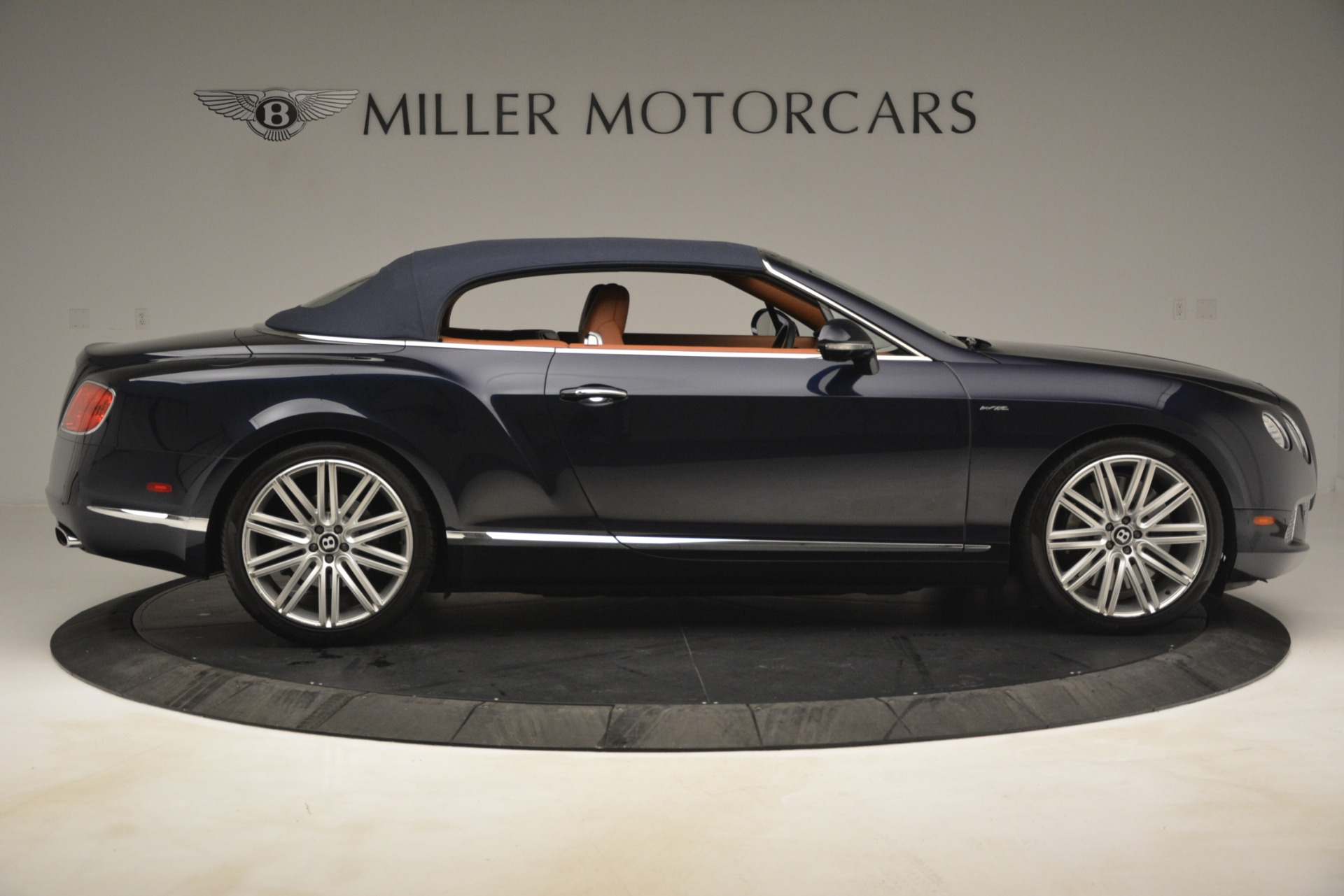 Used 2014 Bentley Continental GT Speed For Sale In Westport, CT 3026_p17