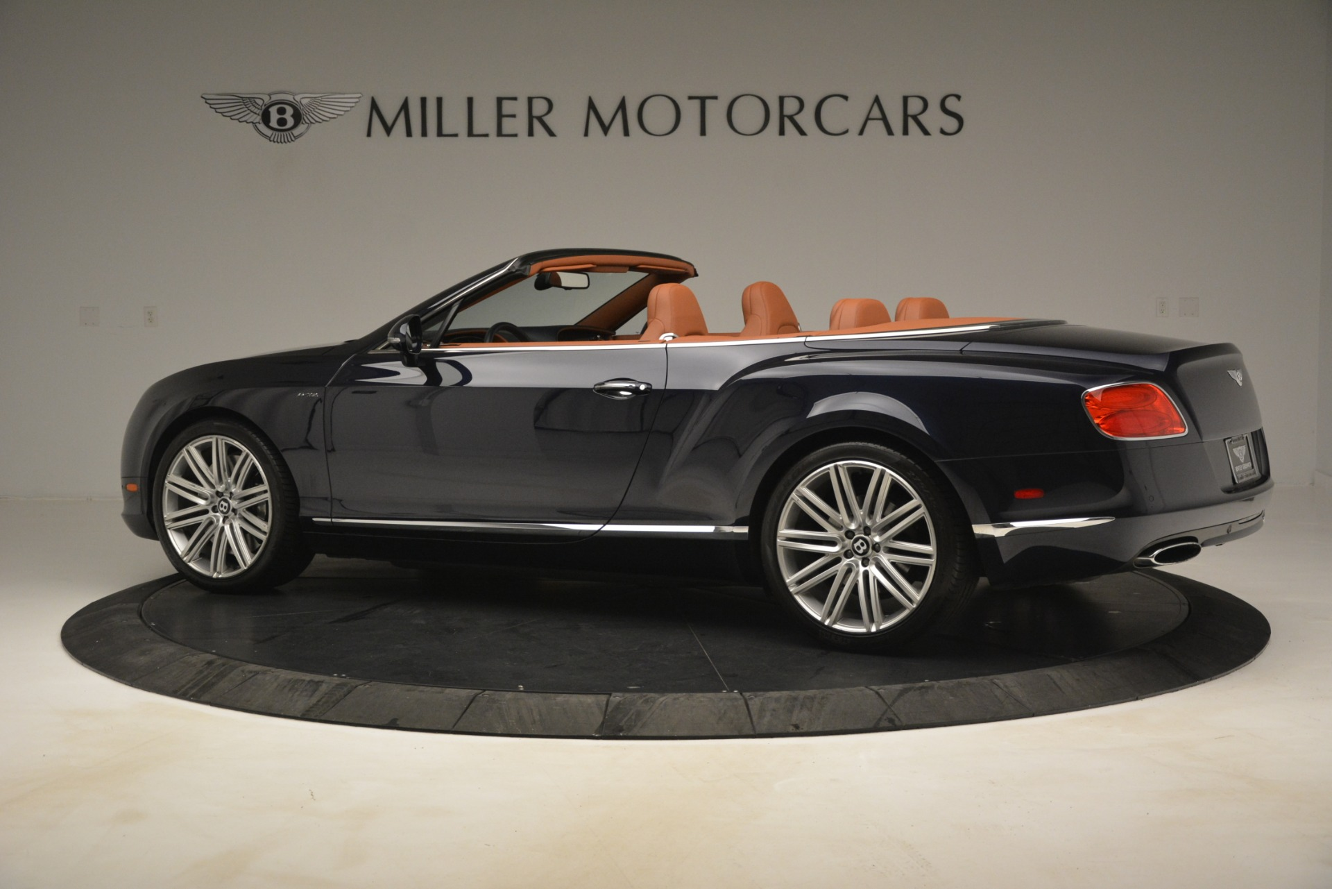 Used 2014 Bentley Continental GT Speed For Sale In Westport, CT 3026_p4